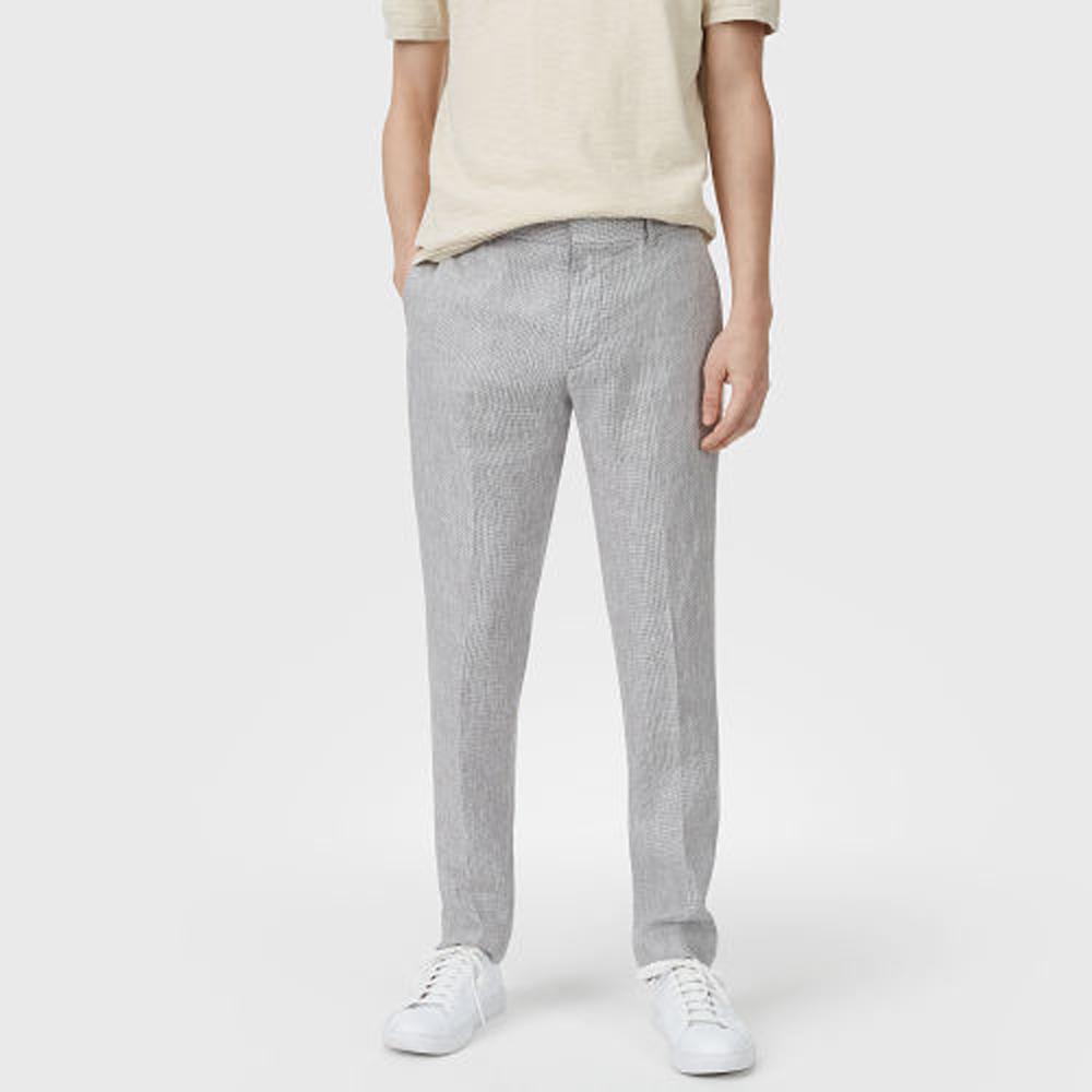 Sutton Linen Dress Trouser   was HK$1,890   now HK$1,323
