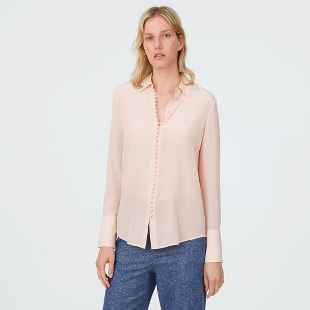 Helek Silk Shirt   HK$1,690