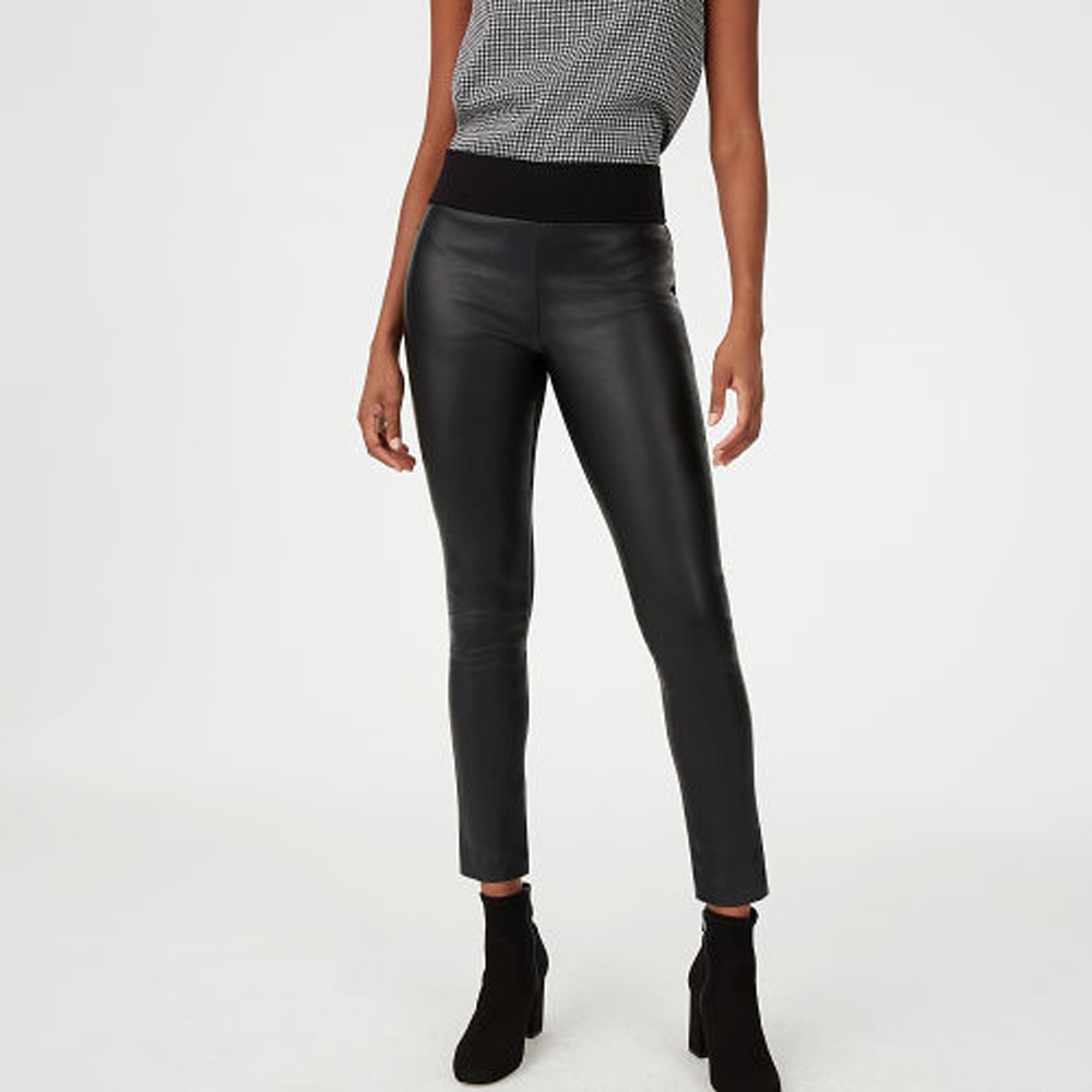 Tasha Faux Leather Legging   HK$1,490