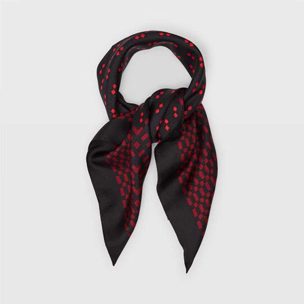 Morganne Silk Scarf   HK$990