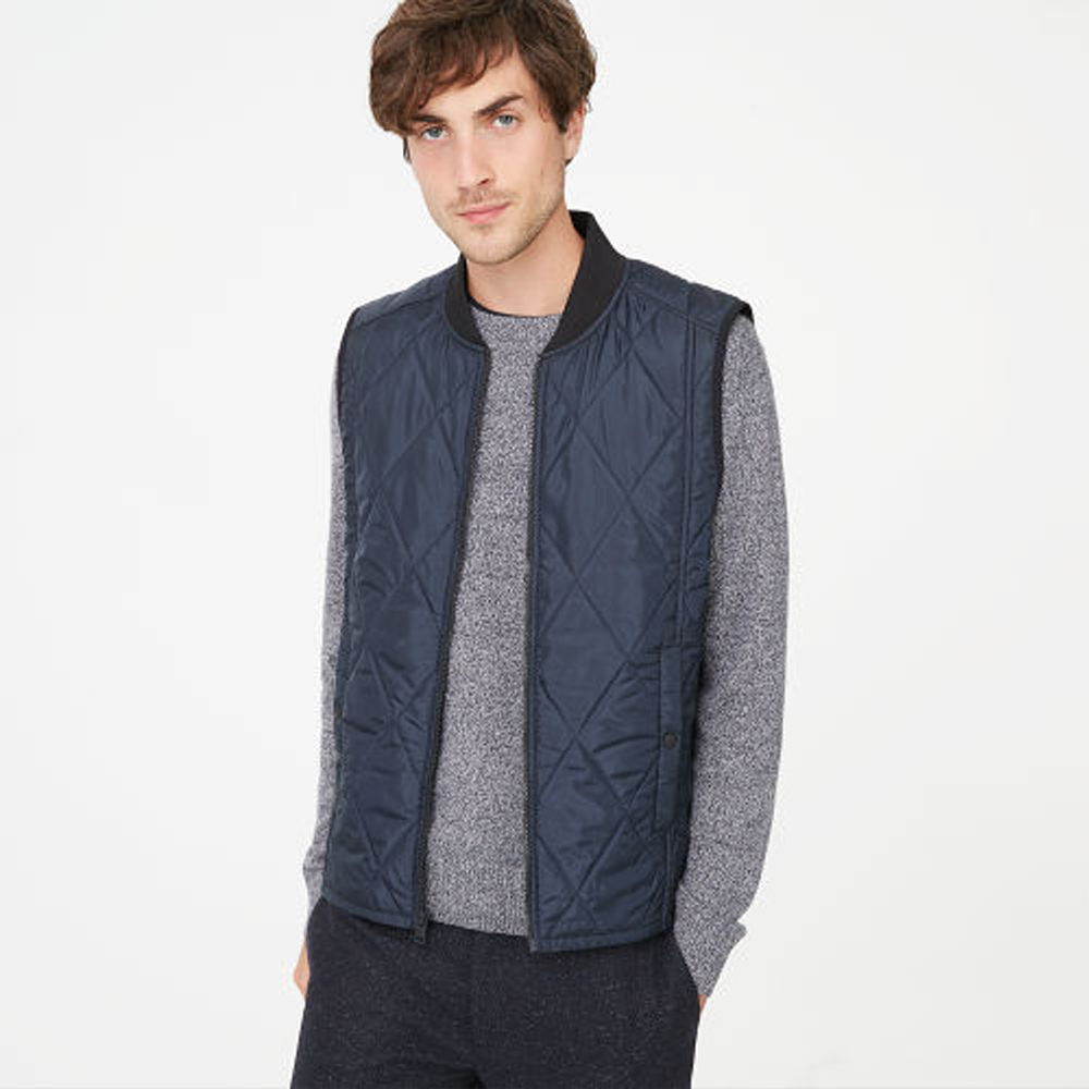 Quilted Vest   HK$1,590