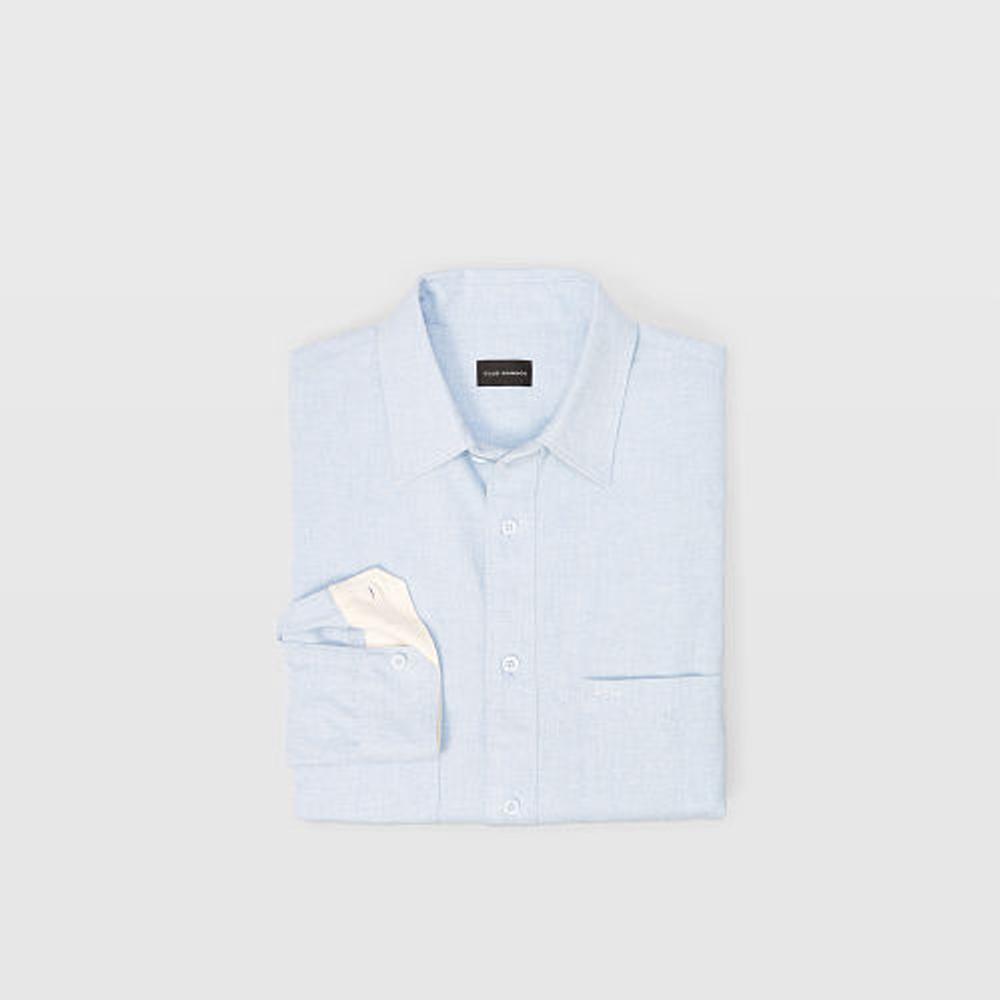 Long-Sleeve Work Shirt   HK$1,090