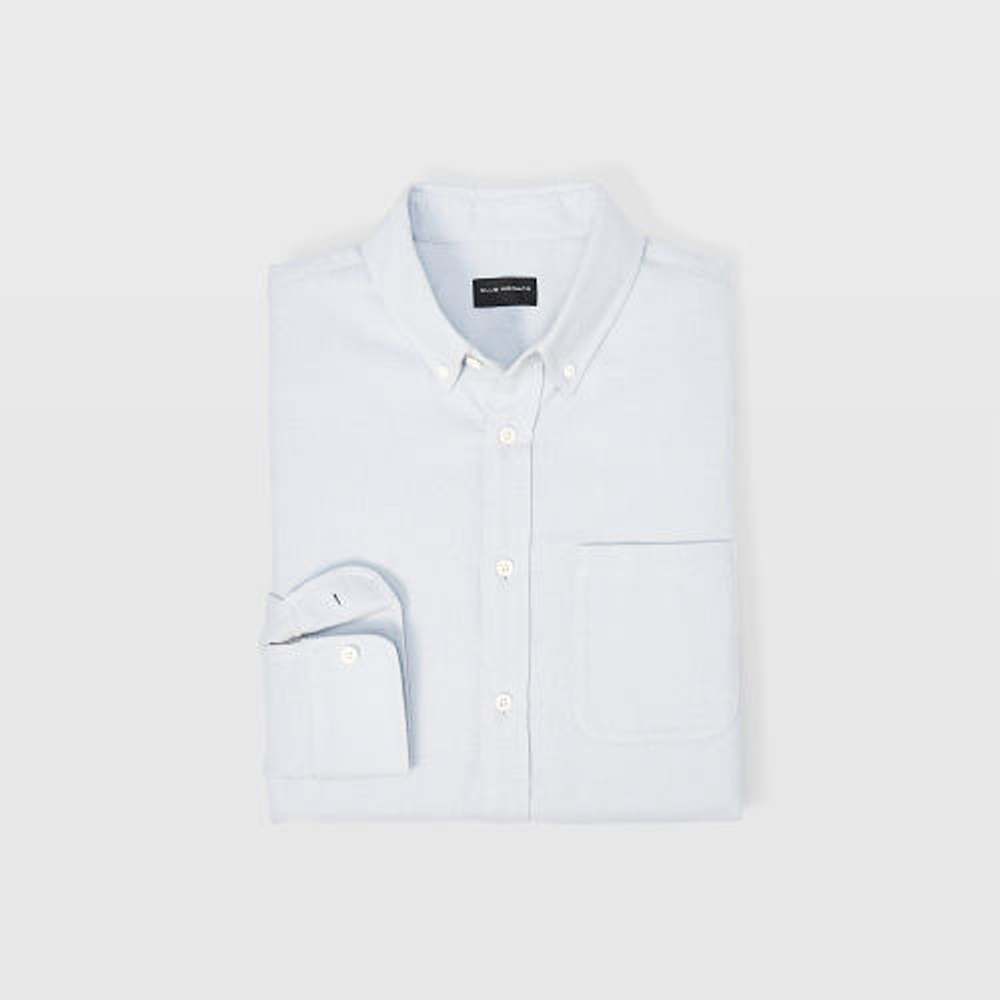 Slim Double-Faced Twill Shirt   HK$1,190