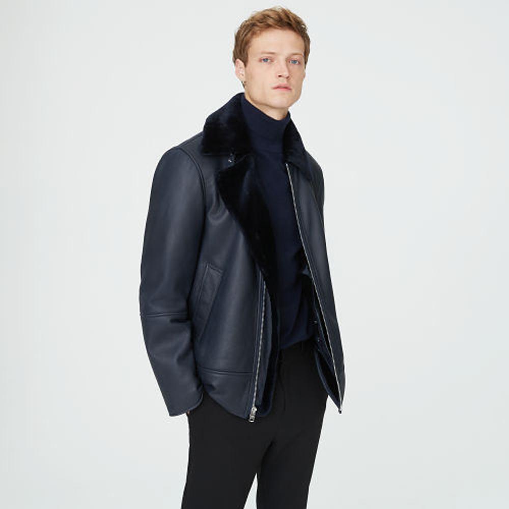 Shearling Coat   HK$19,990