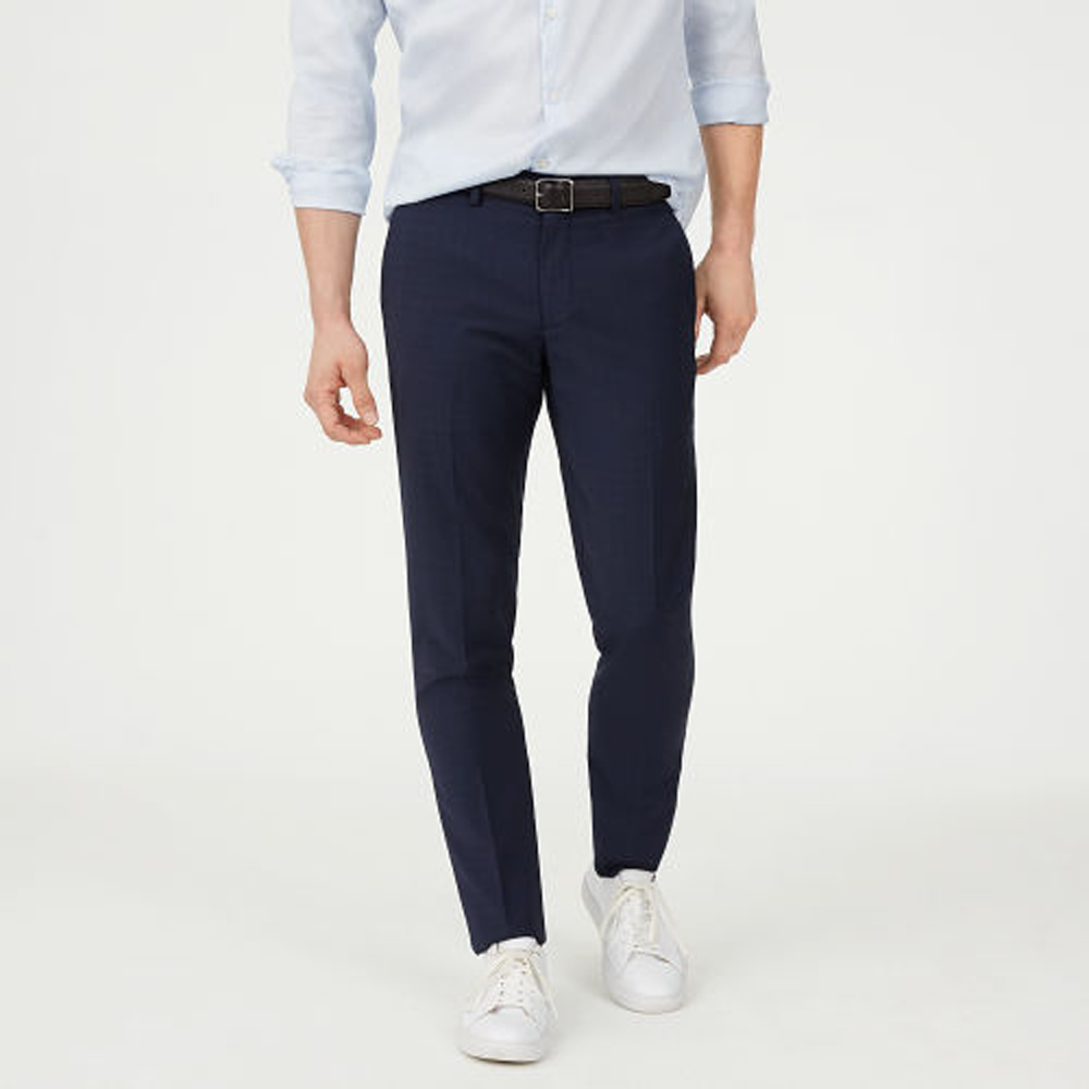 Connor Wool Plaid Dress Pant   was HK$1,790   now HK$1,253