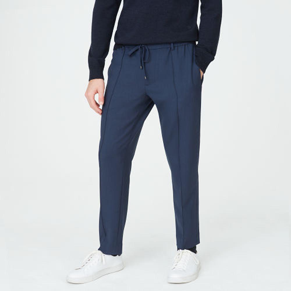 Elastic Pintuck Pant .  HK$1,790
