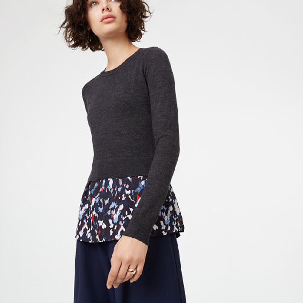 Azamik Sweater   was HK$1,890   now HK$1,323