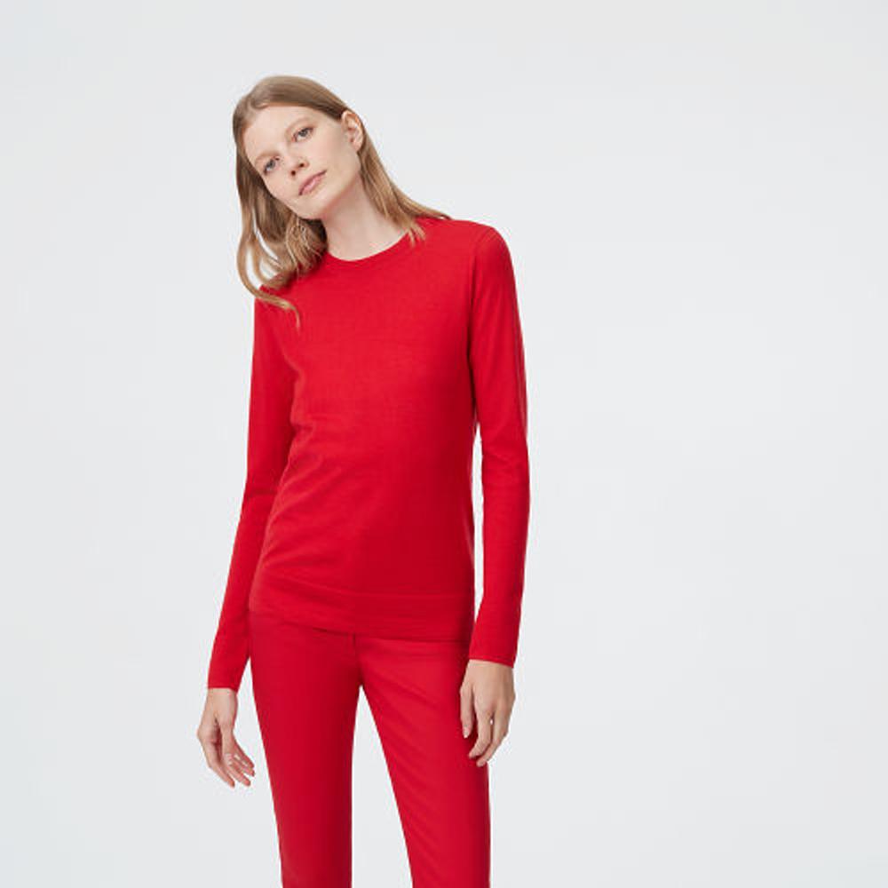 Mackenzie Merino Sweater   was HK$1,090   now HK$763
