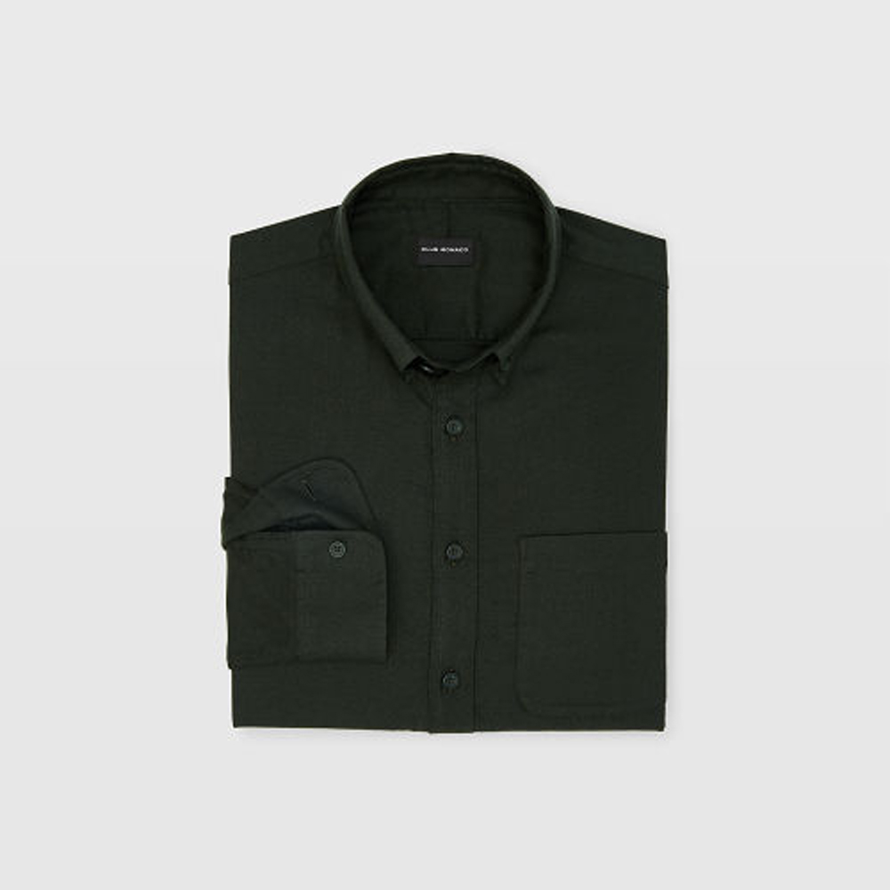 Slim Flannel Shirt   was HK$1,090   now HK$763