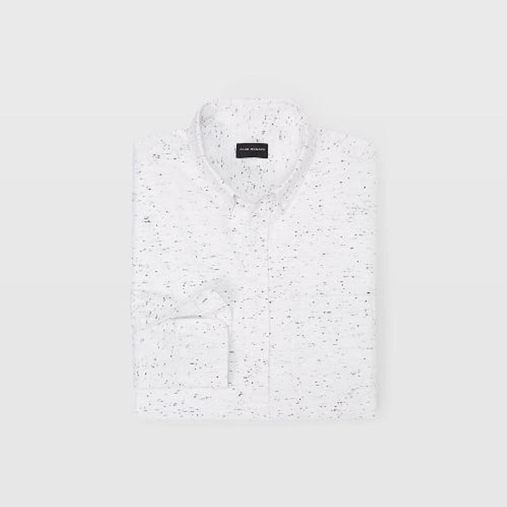 Slim Nep Flannel Shirt   was HK$1,090   now HK$763