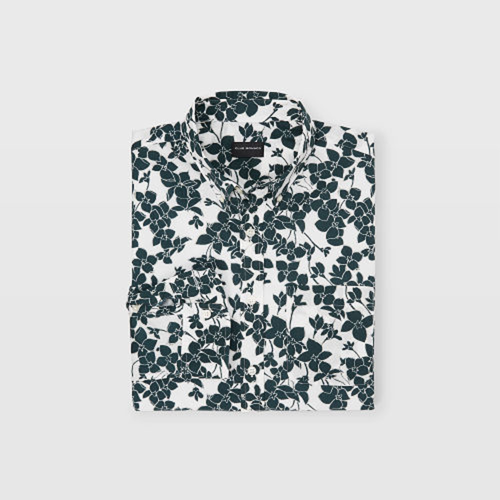 Slim Wild Orchid Shirt   was HK$1,090   now HK$763