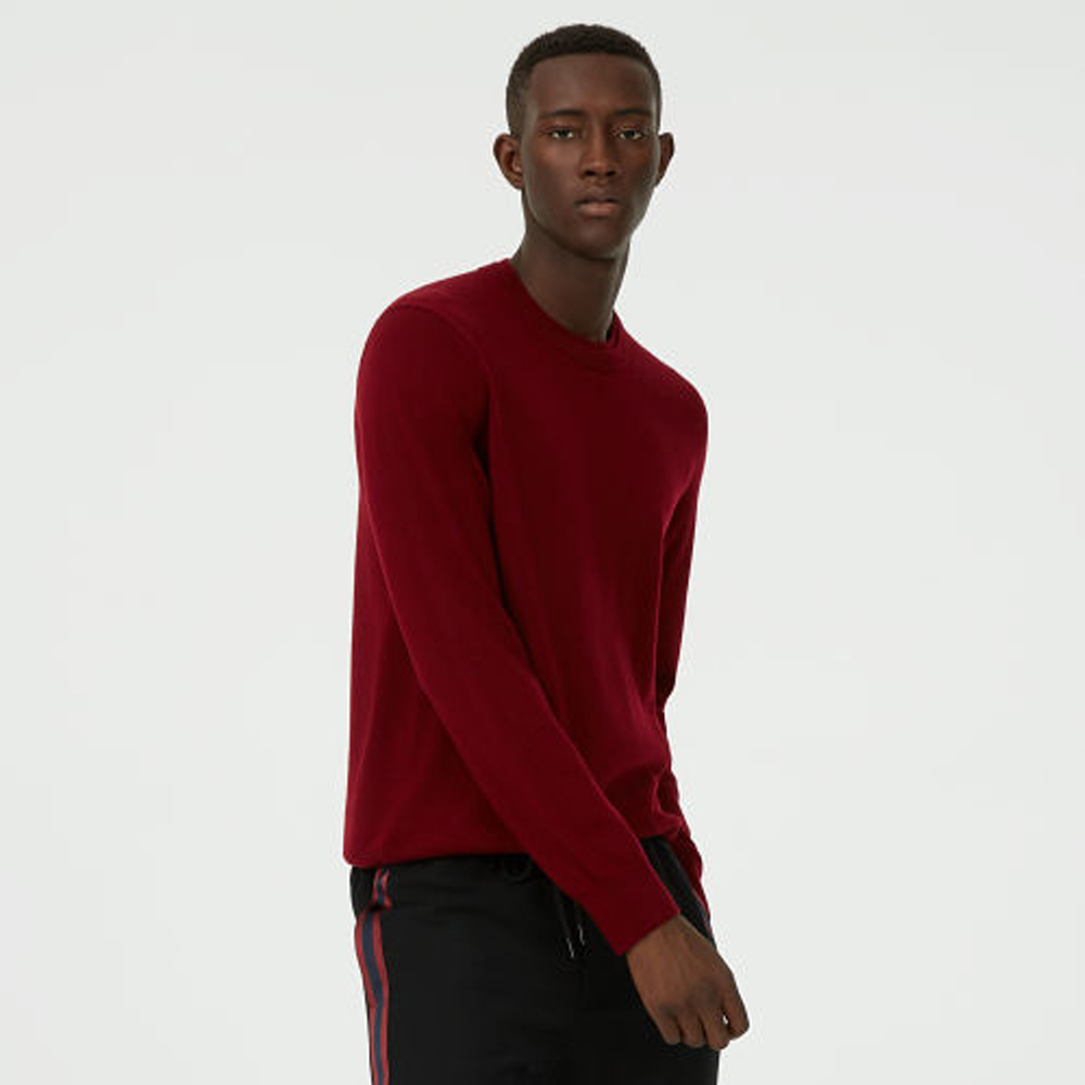 Merino Double-Collar Sweater   was HK$1,290   now HK$903