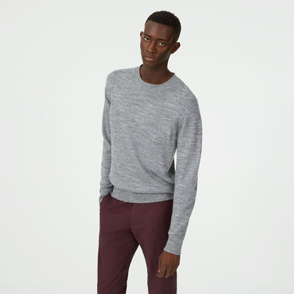 Space-Dyed Donegal Rollneck   was HK$1,490   now HK$1,043