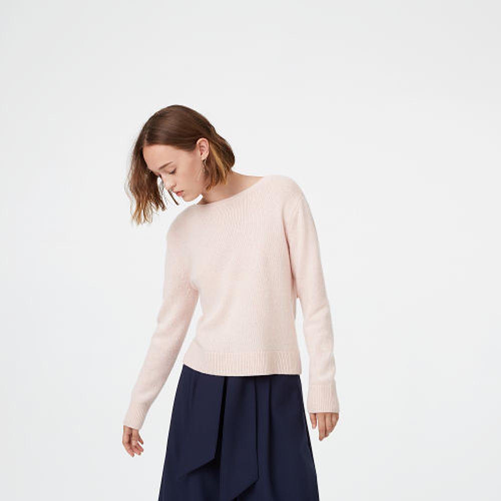 Honeebee Cashmere Sweater   was HK$3,290   now HK$2,632