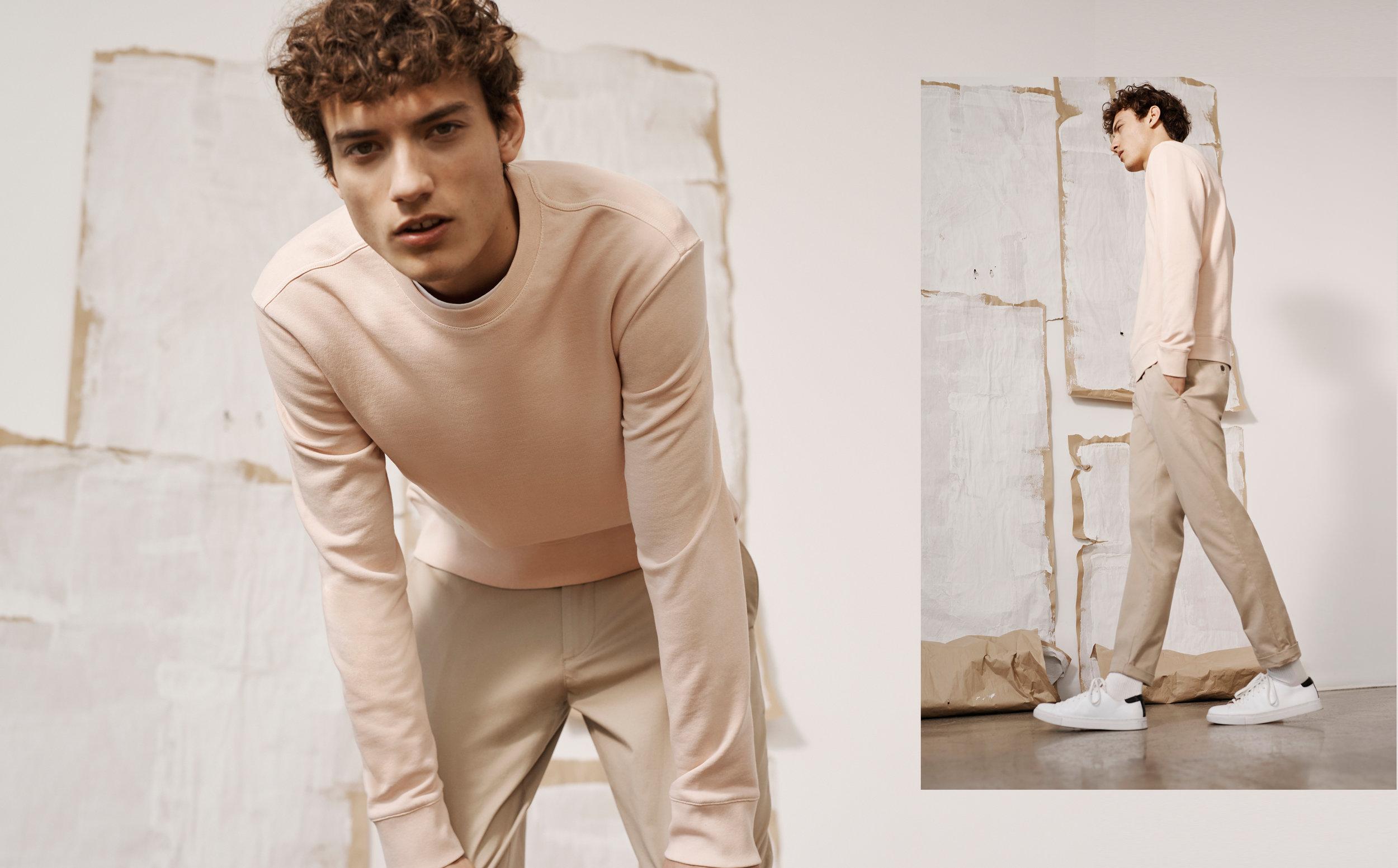 Essential GD Sweatshirt, Connor Stretch Chino