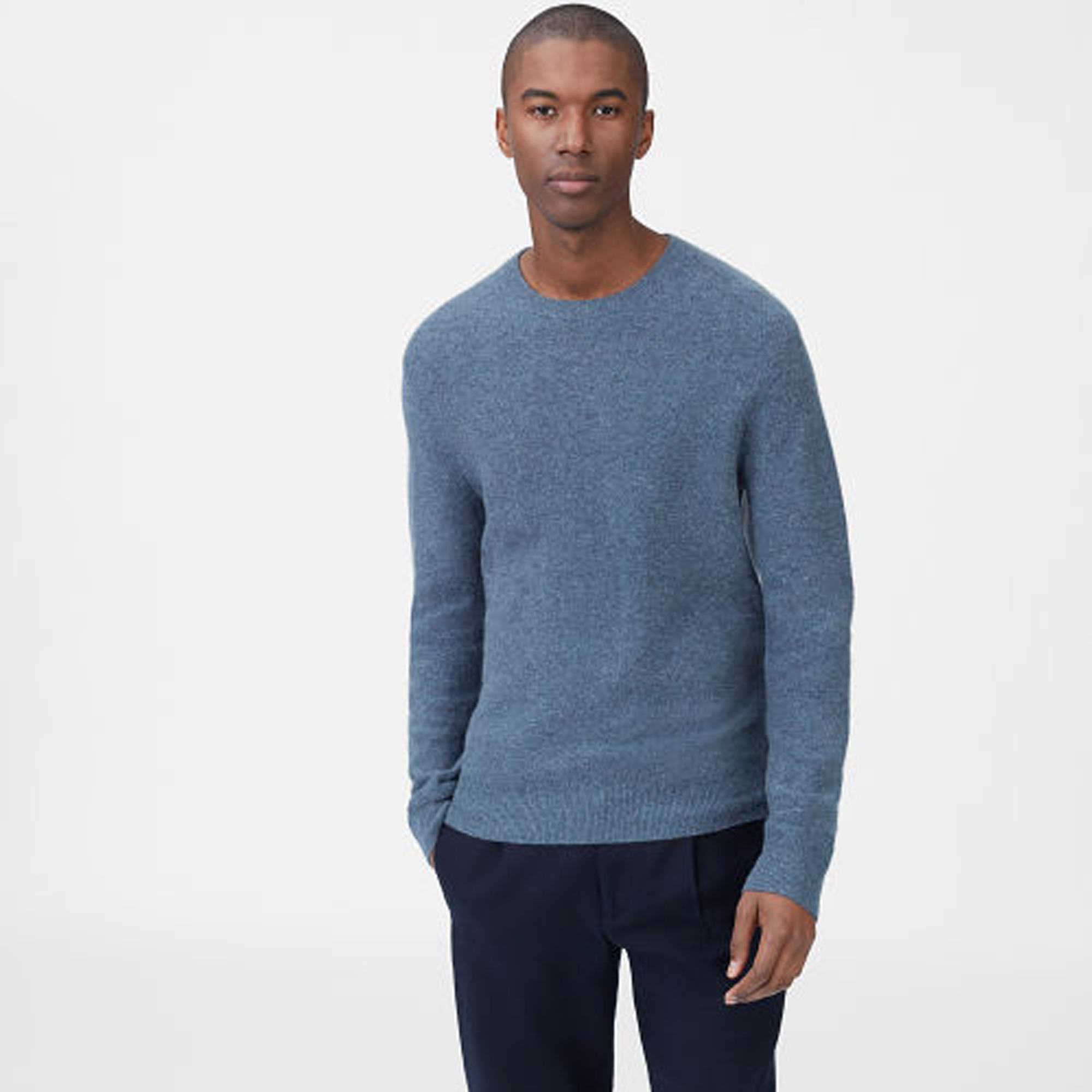 Cashmere Links Crew Sweater  HK$3,090