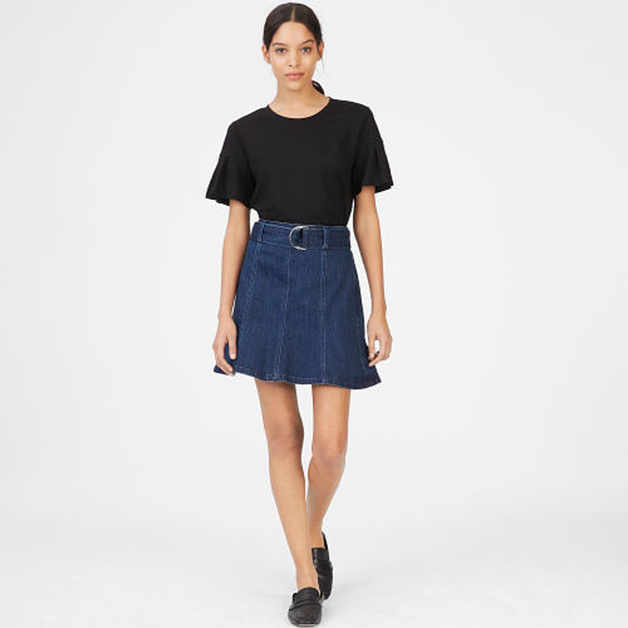 Louiza Denim Skirt   HK$1,690