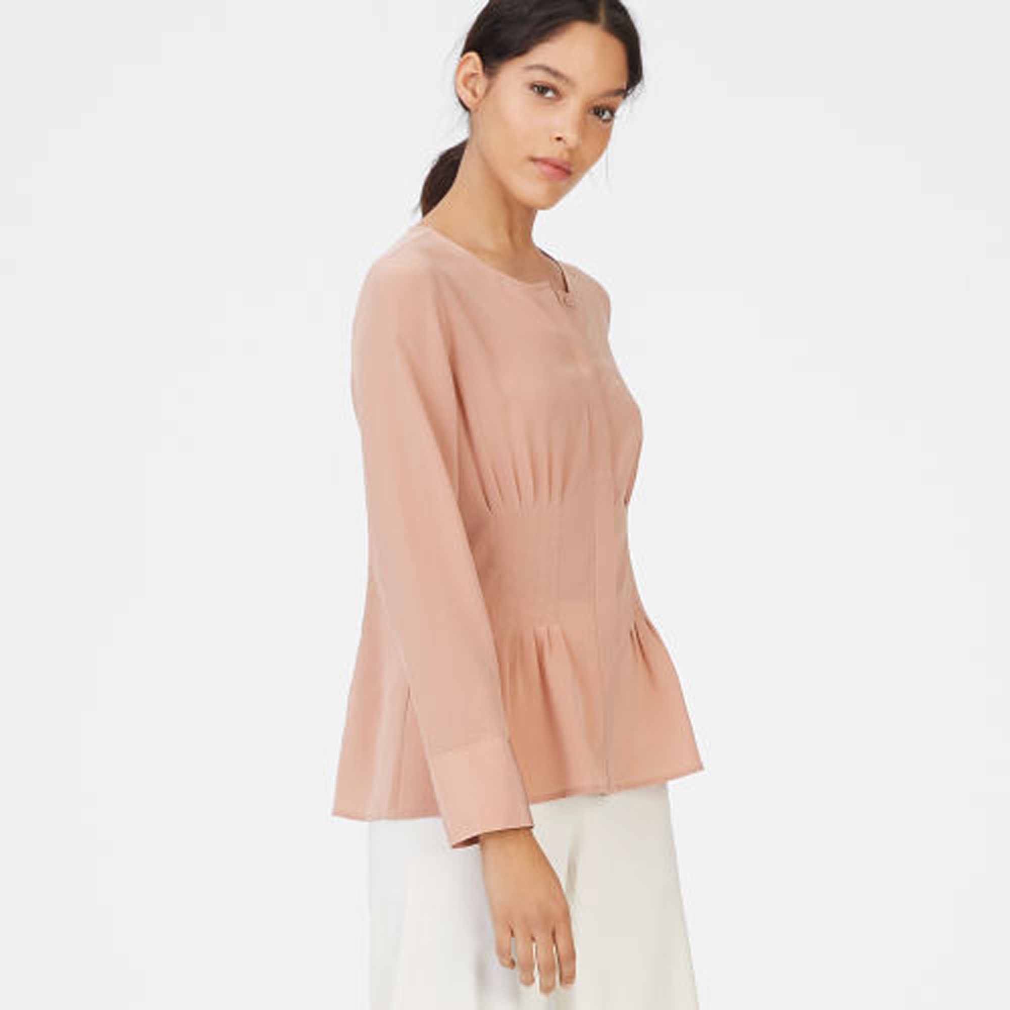 Mabetta Silk Shirt   HK$1,990
