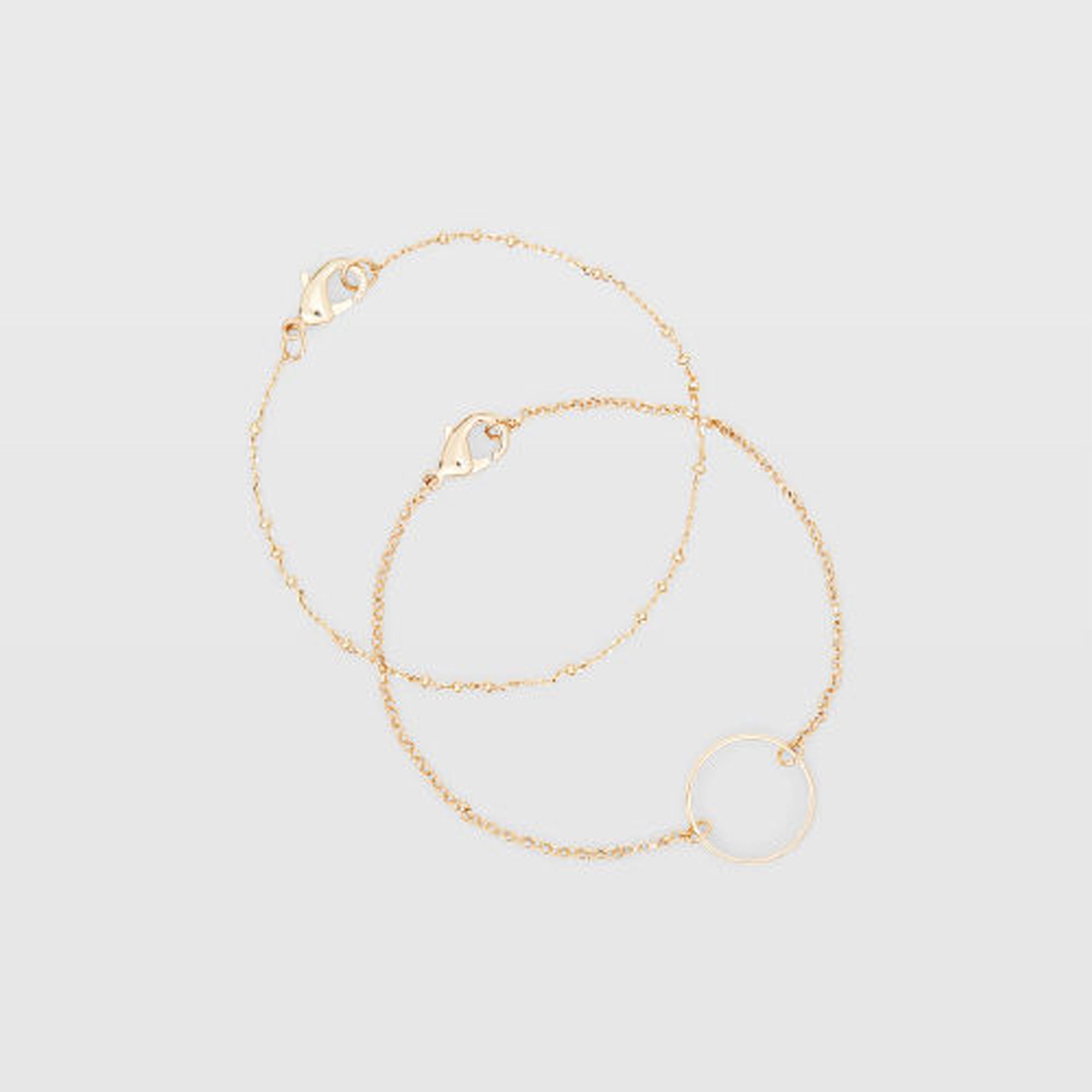 Circle Bracelet Set   HK$390