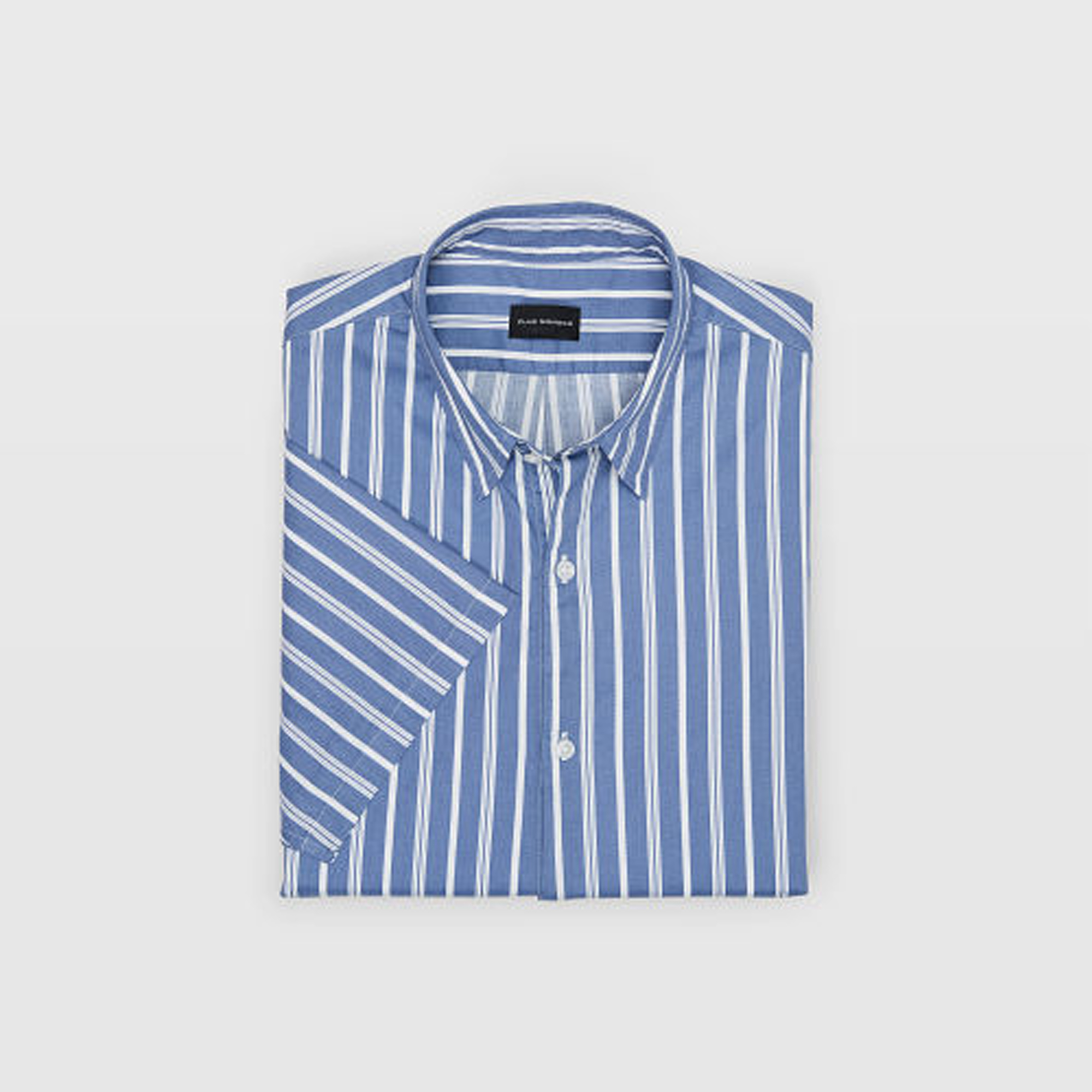 Short-Sleeve Striped Popover   HK$990