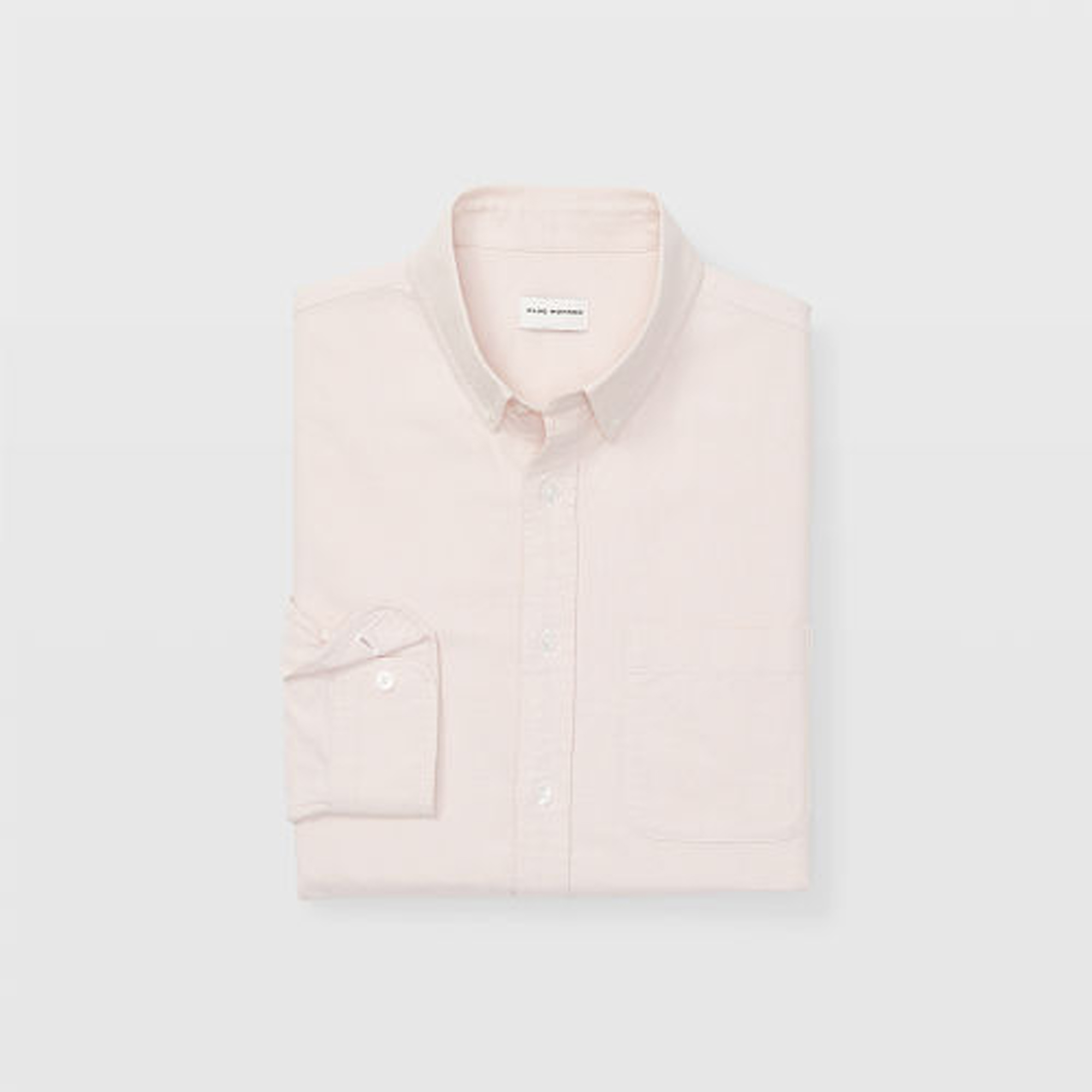 Oxford Solid Shirt   HK$1,190