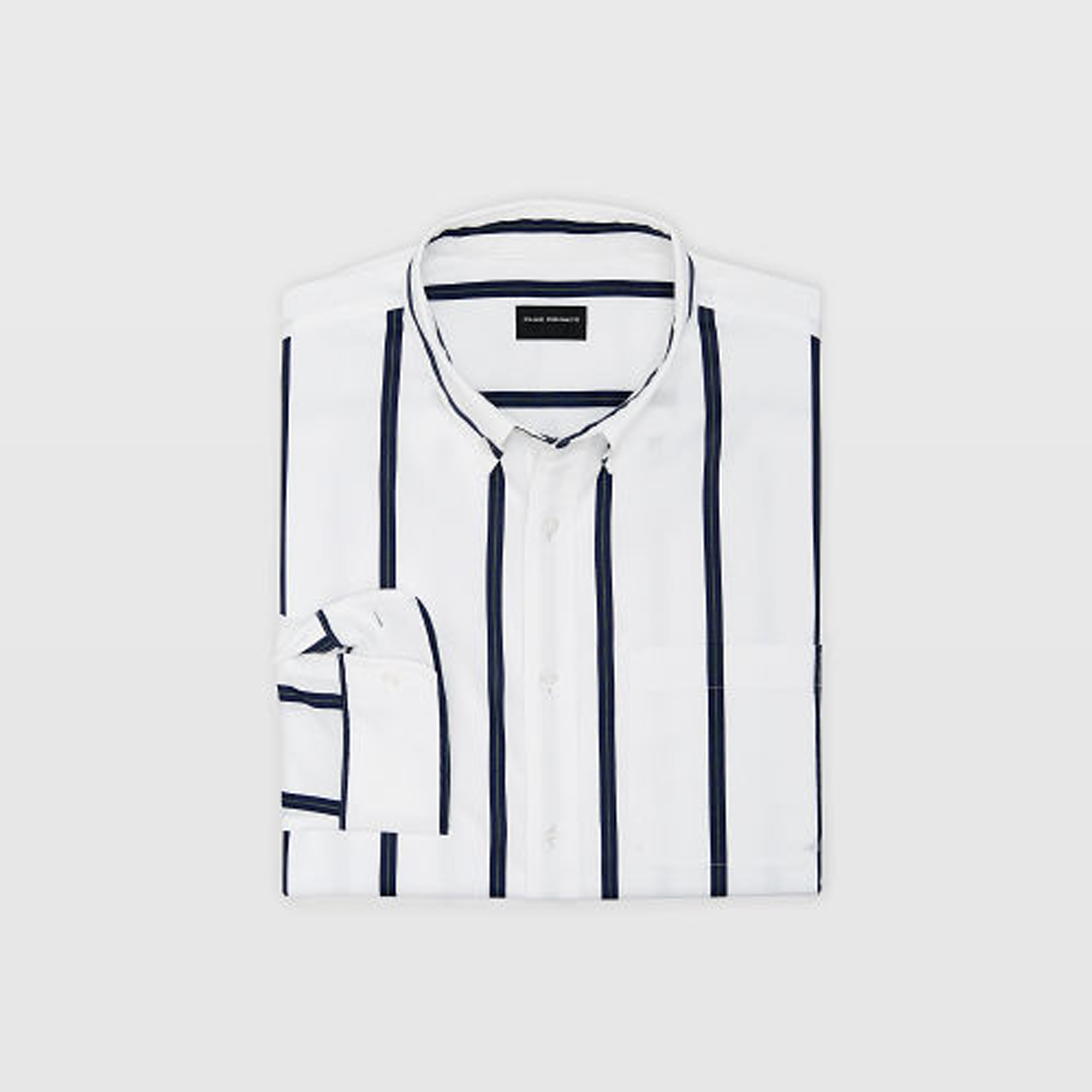 Slim Stripe Shirt   HK$1,090