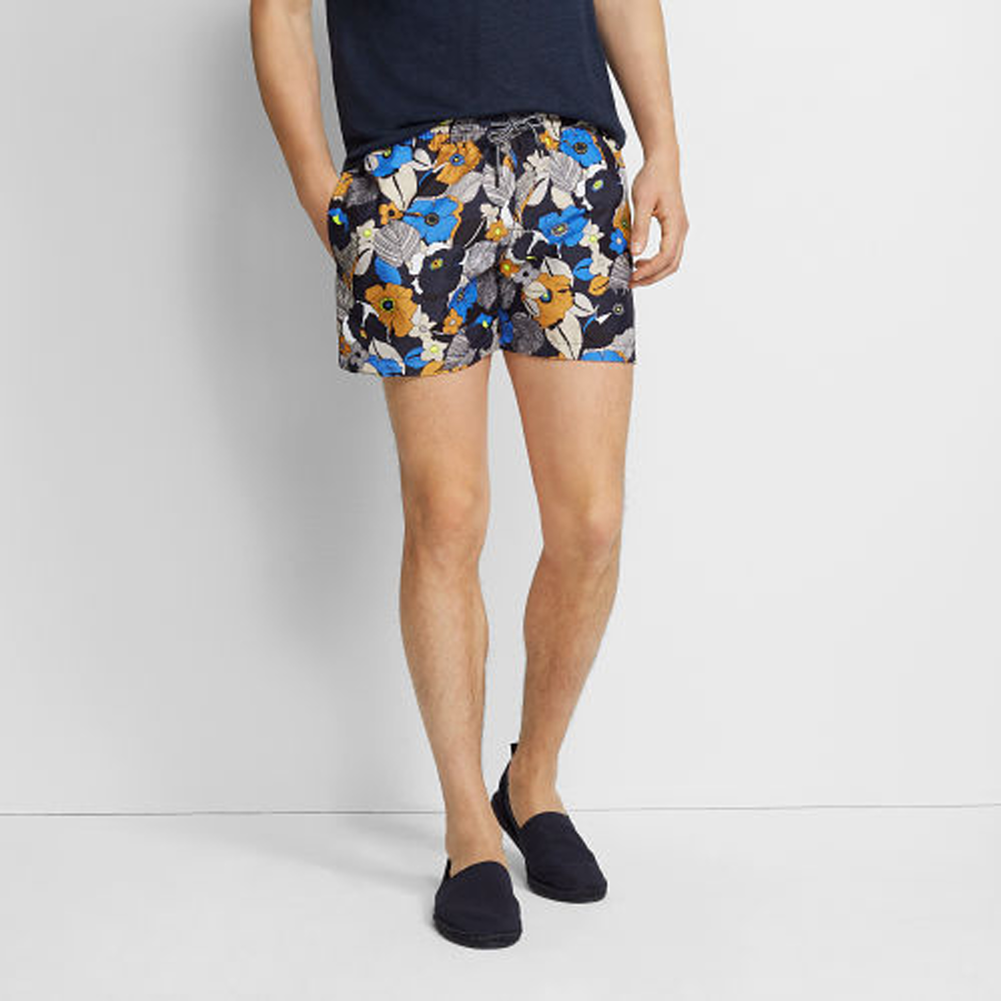 Arlen Floral Swim Trunk   HK$890