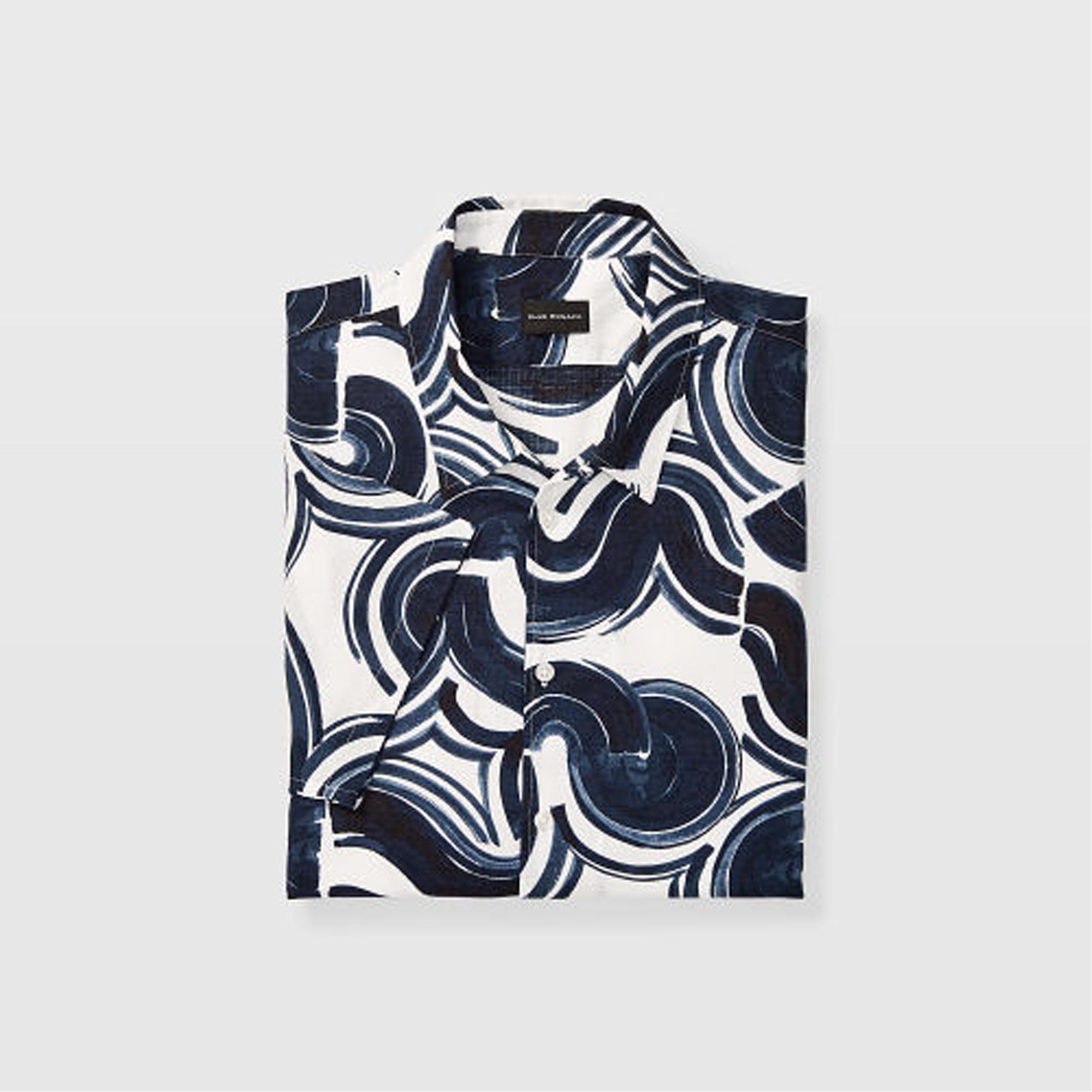 Slim Wave Shirt   HK$890