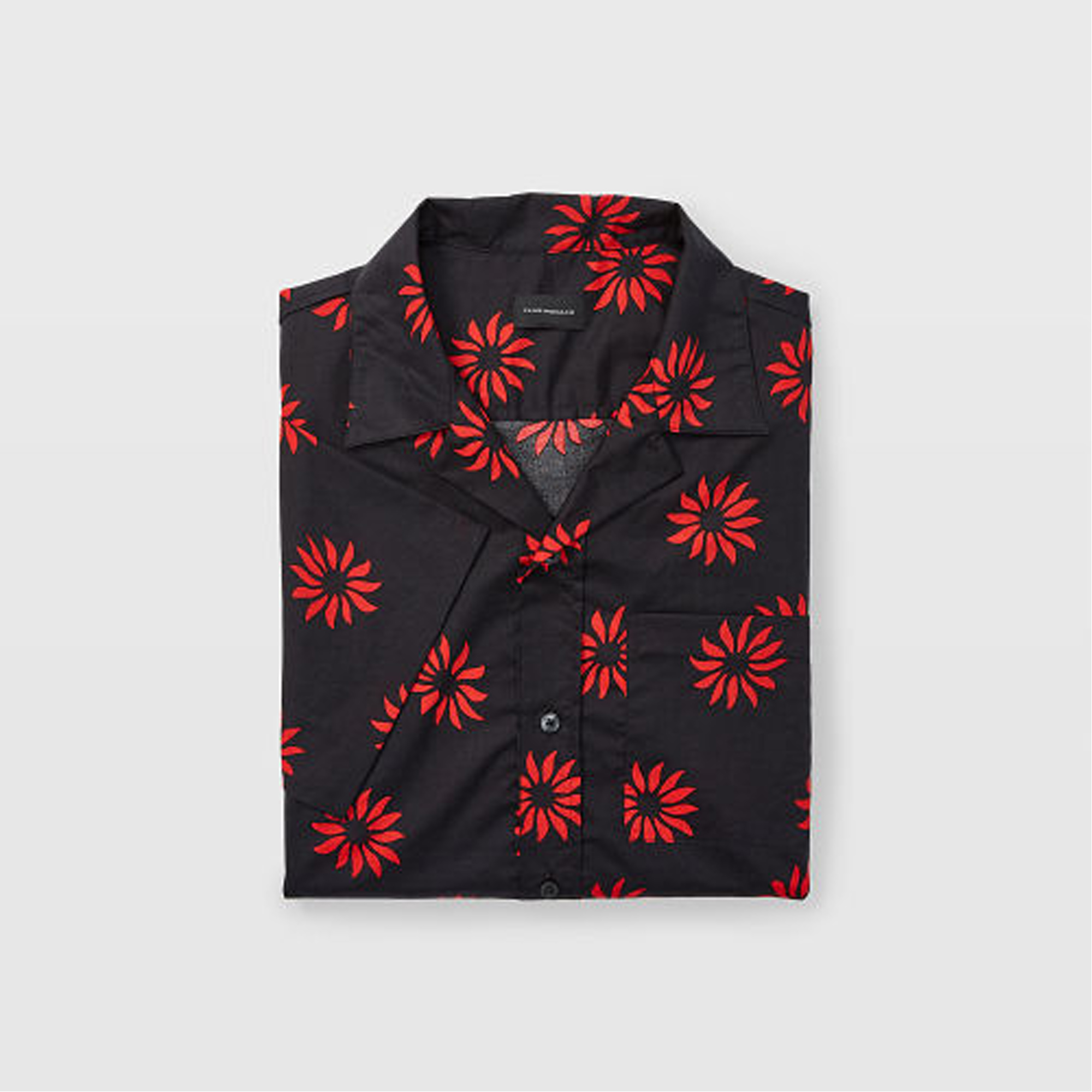 Camp Collar Pinwheel Shirt   HK$1,090