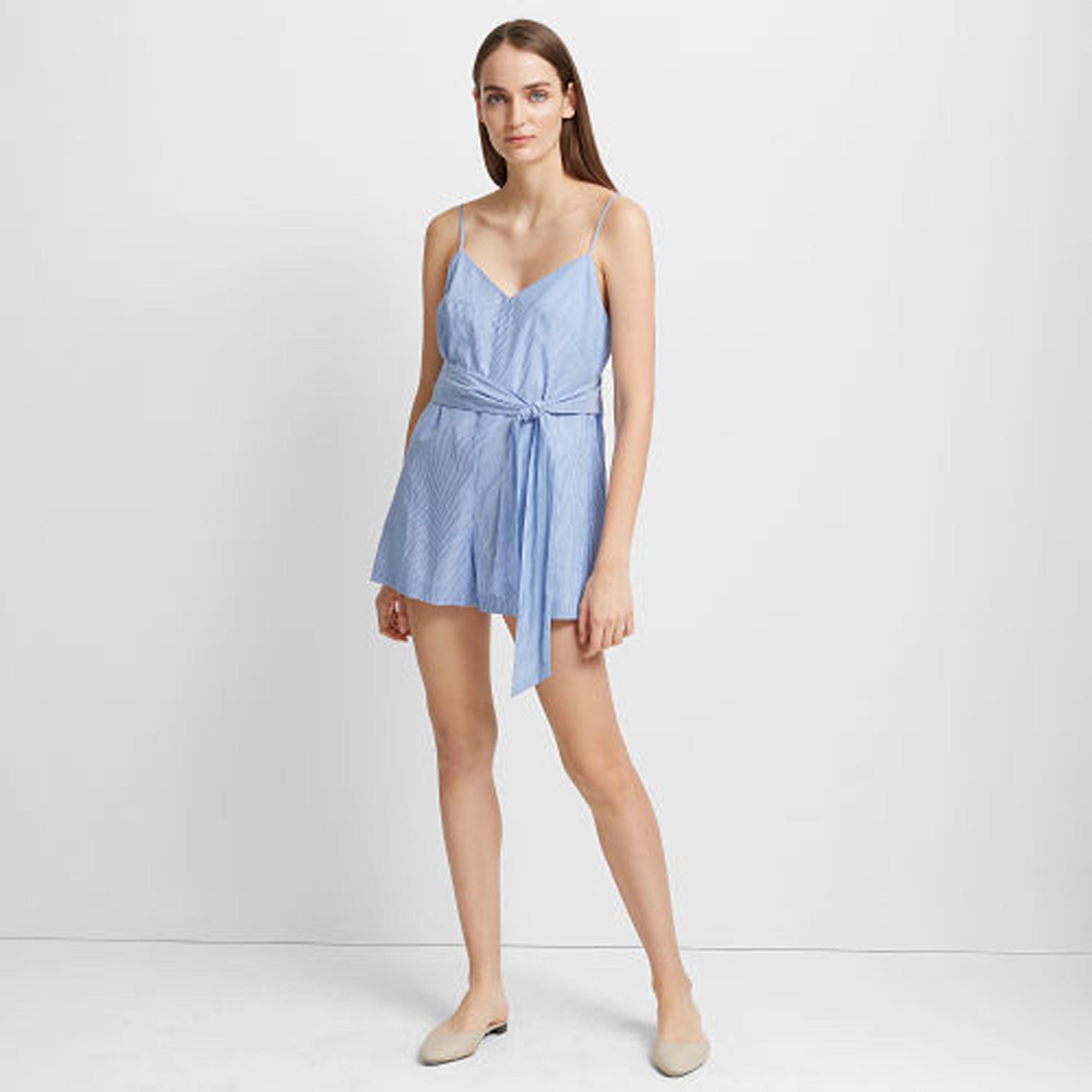 Odessya Cotton Romper   HK$2,090