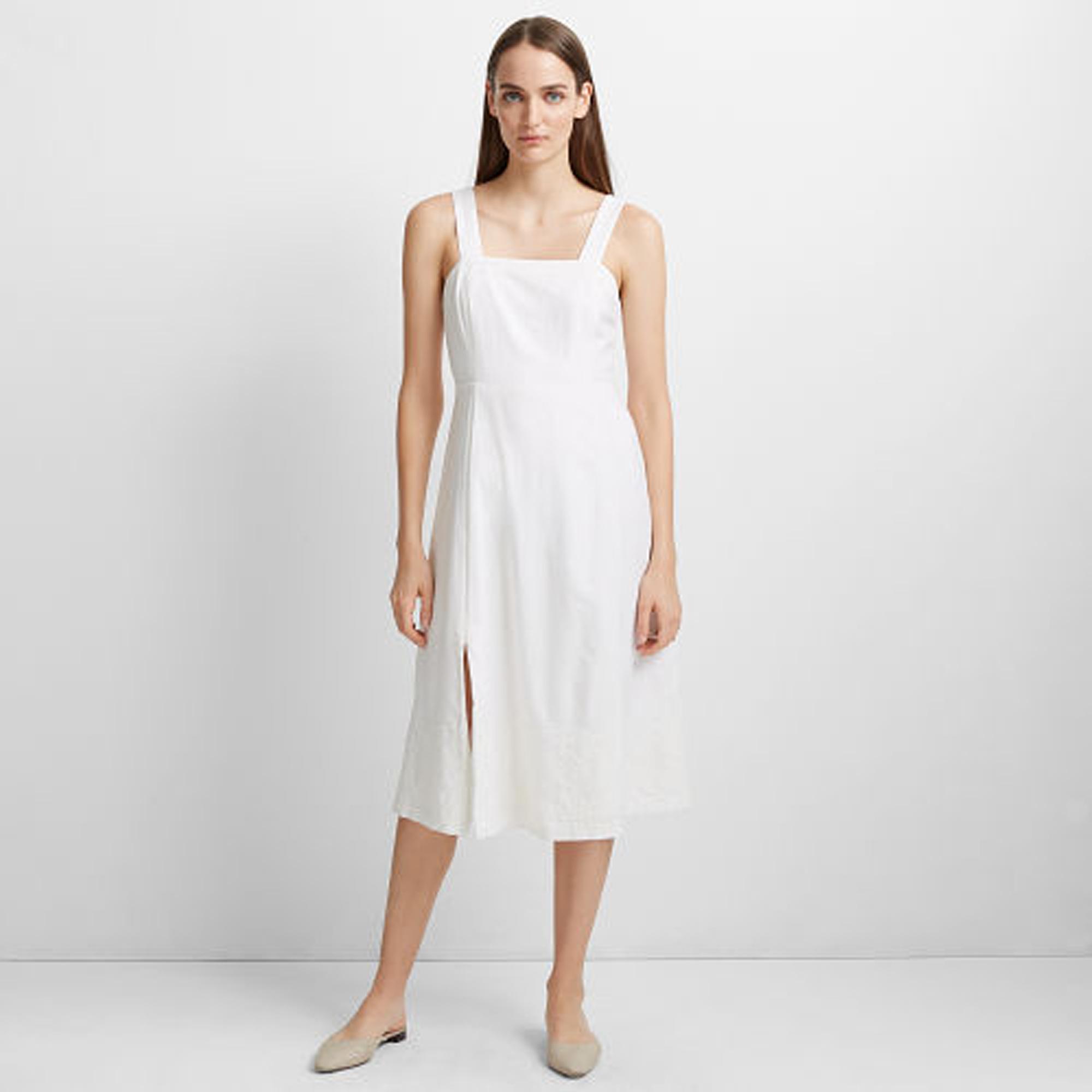 Jaylinne Linen-Blend Dress   HK$2,690