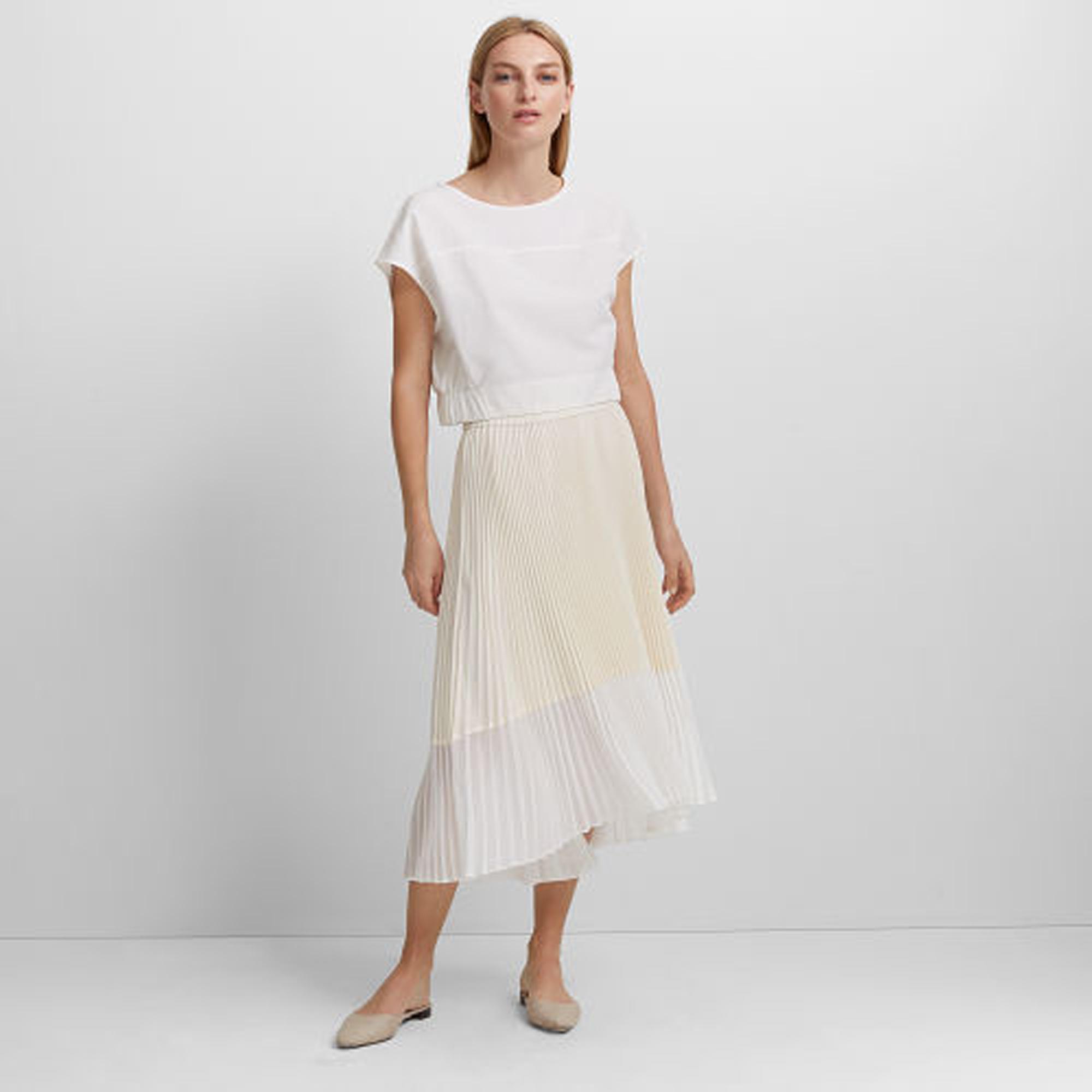 Tonie Pleated Skirt   HK$1,890