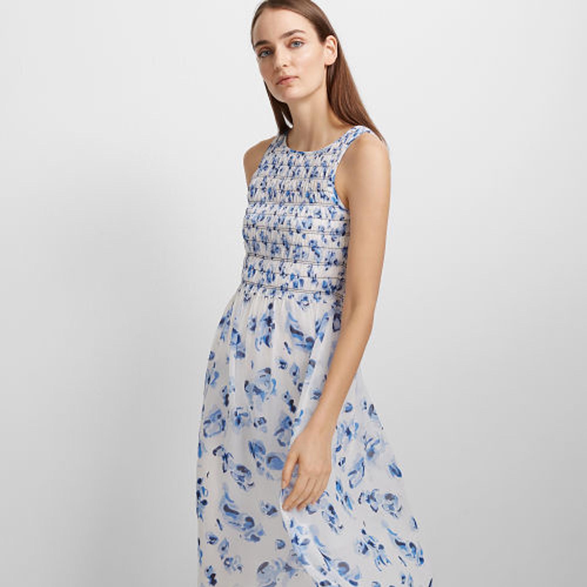 Feleenie Silk Dress   HK$2,690