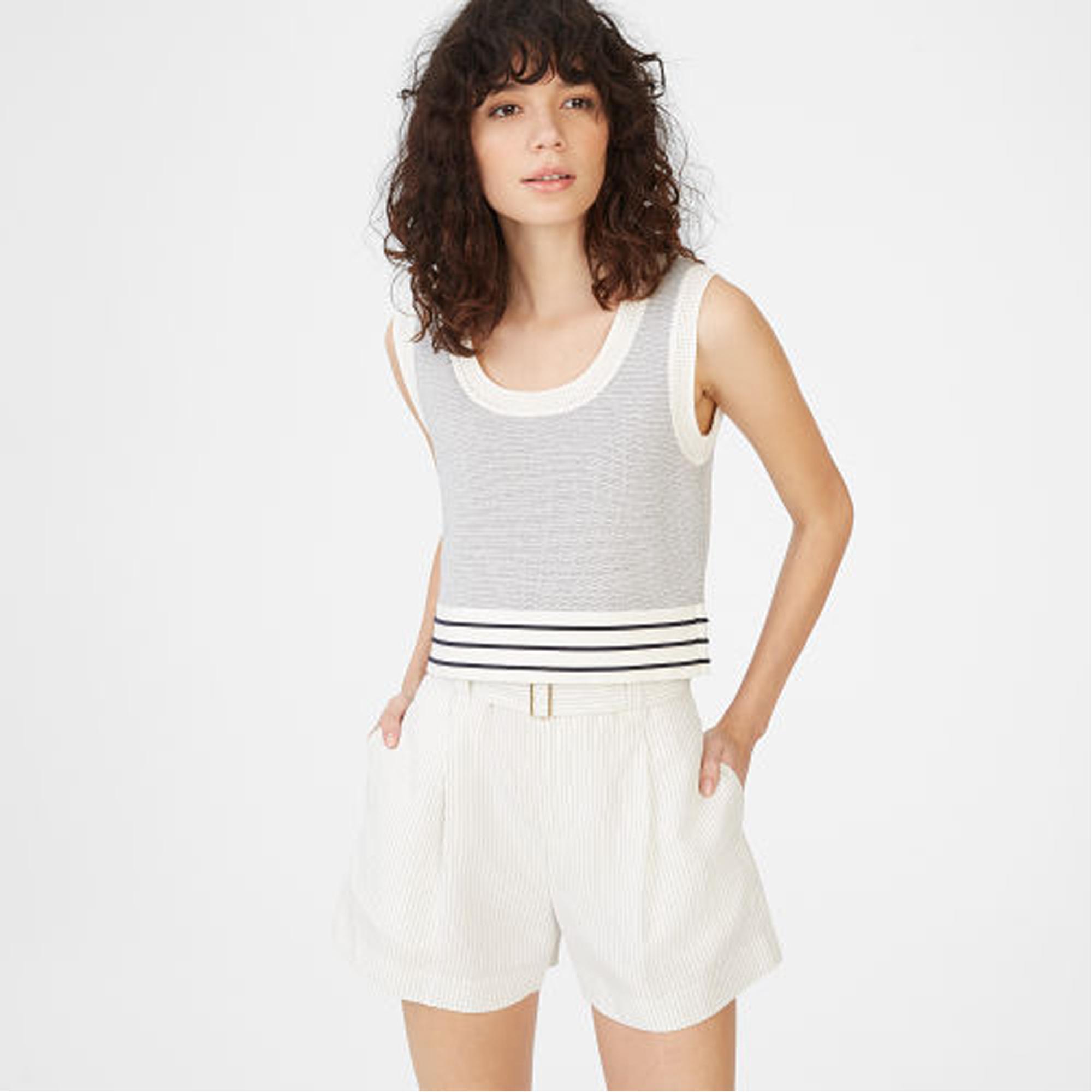 Darcee Stripe Short   HK$1,490