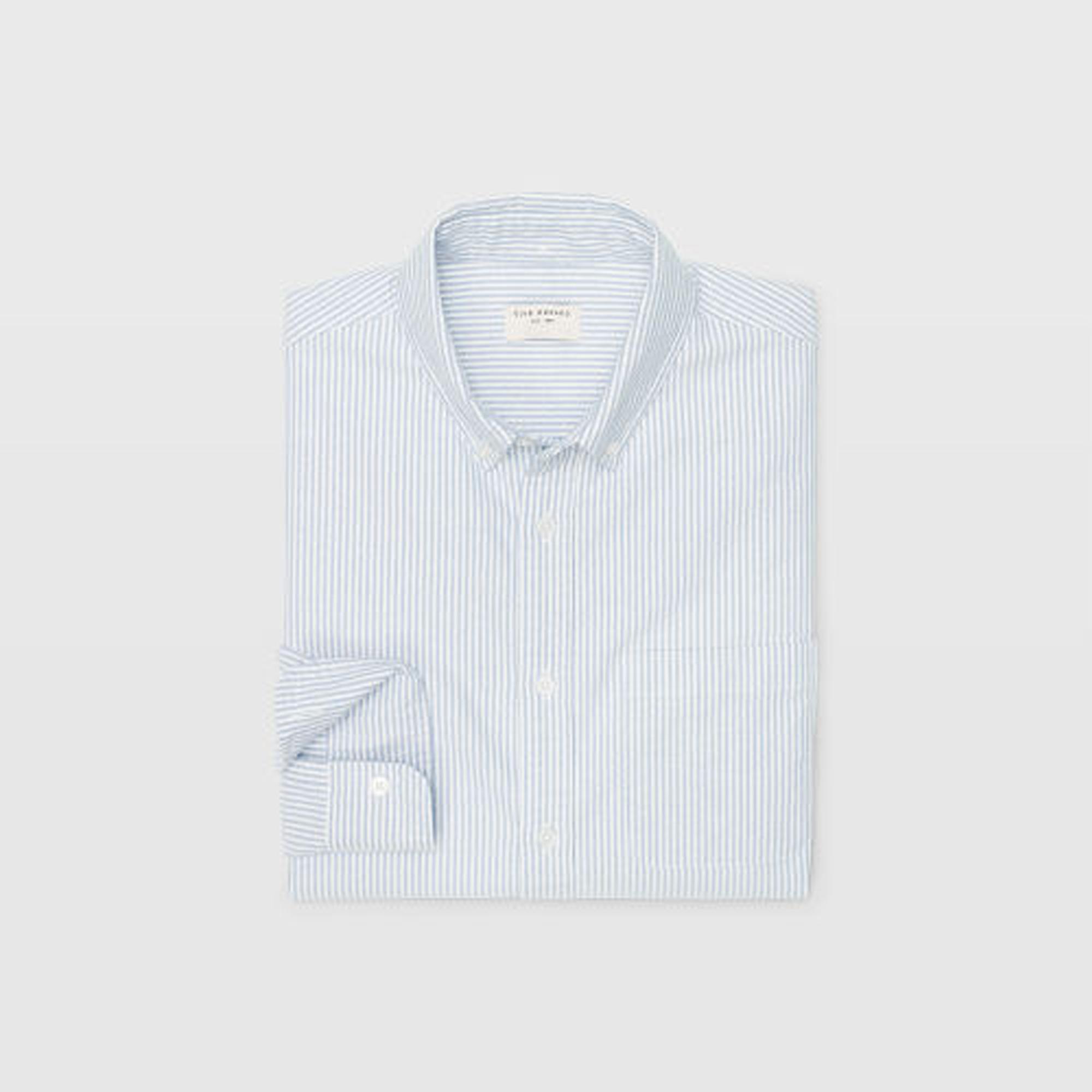 Oxford Stripe Shirt   HK$990