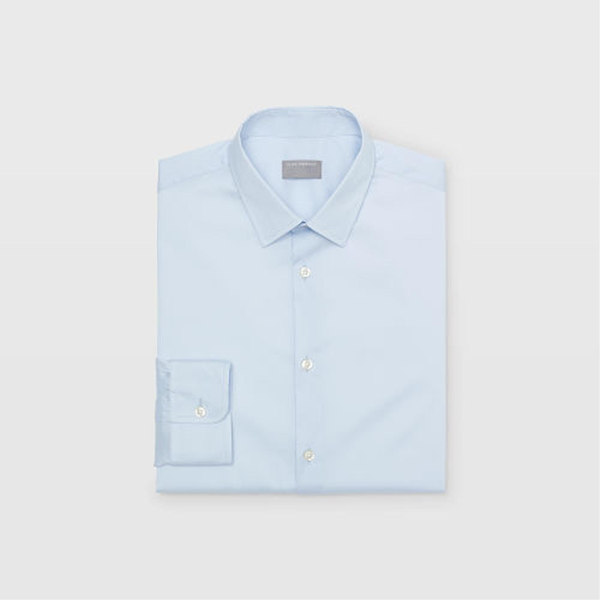Stretch Poplin Dress Shirt   HK$990
