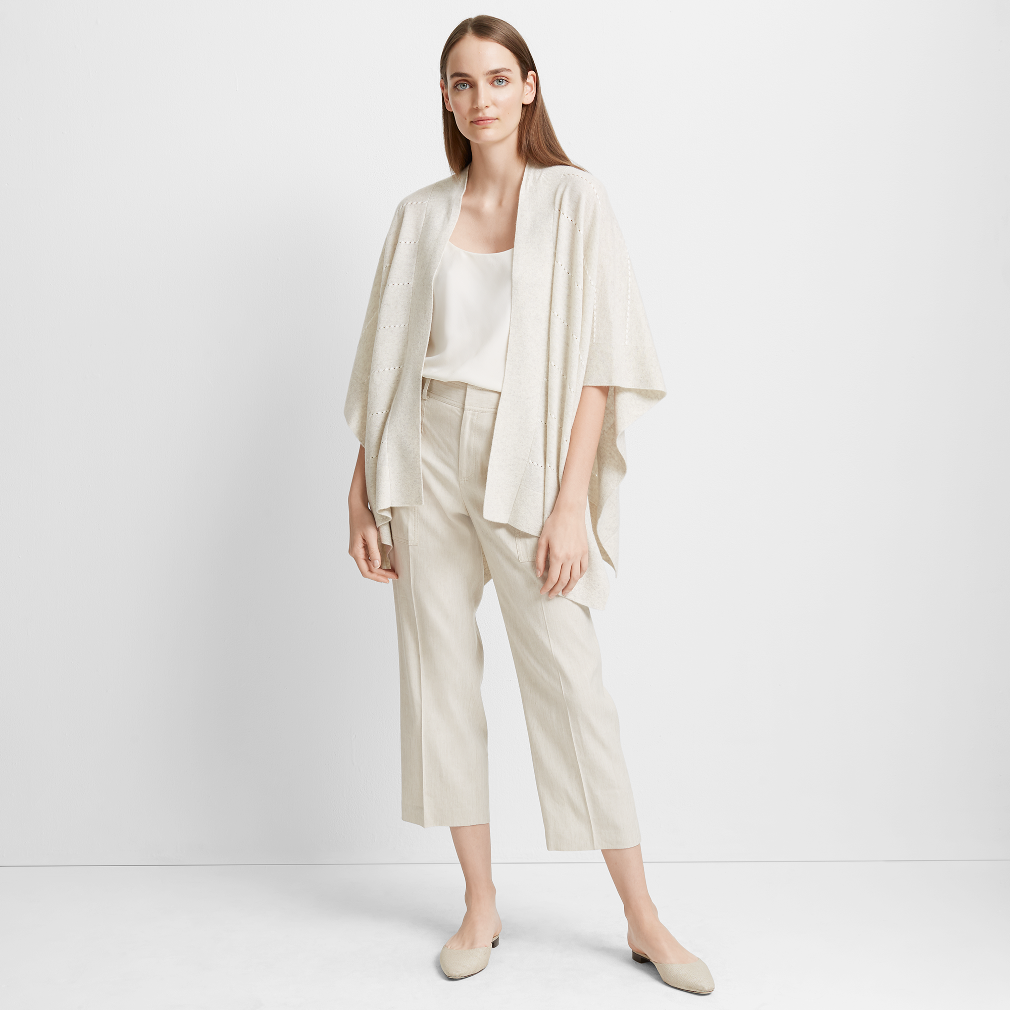 Wookima Cashmere-Silk Sweater   HK$3,490