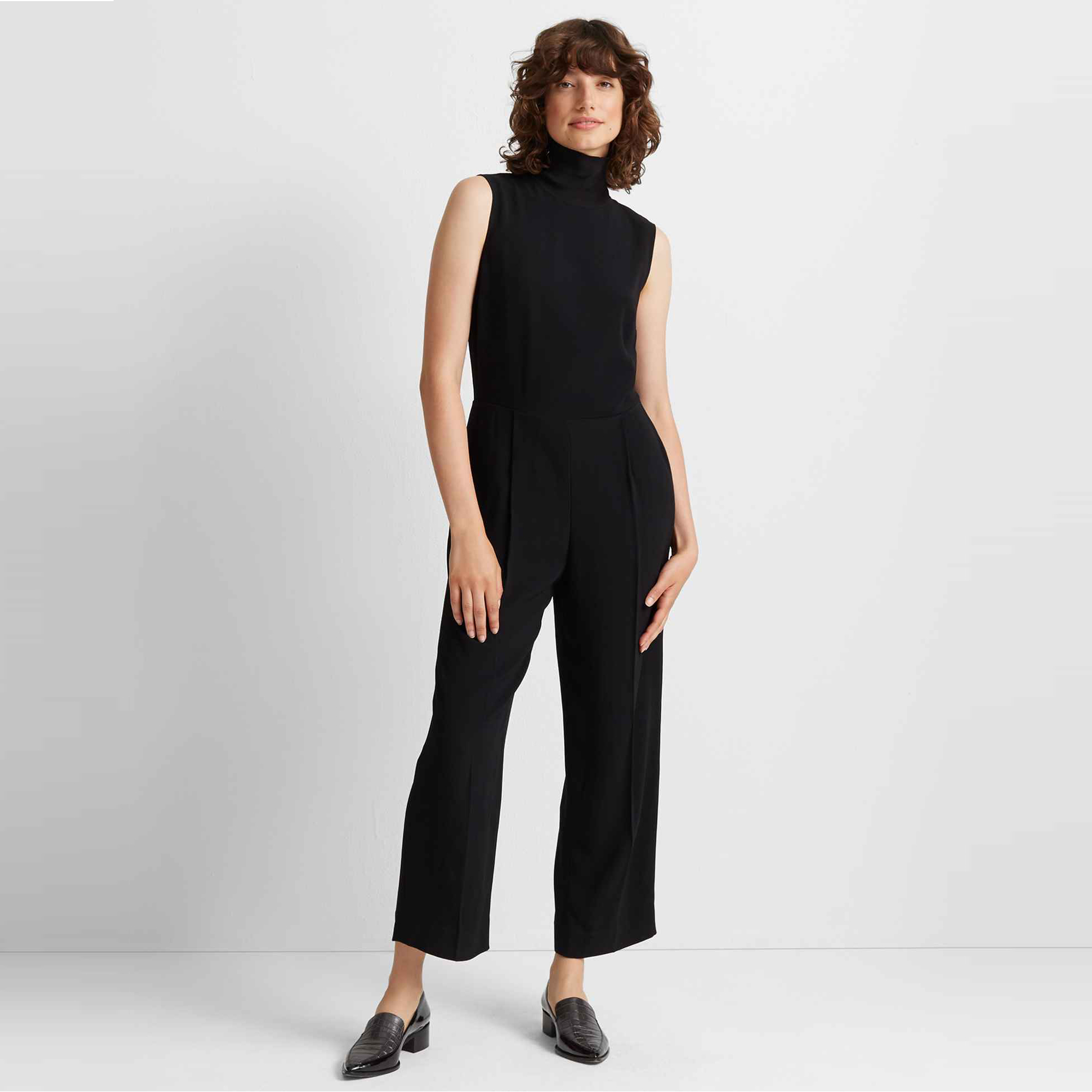 Rib Neck Jumpsuit Black.jpg