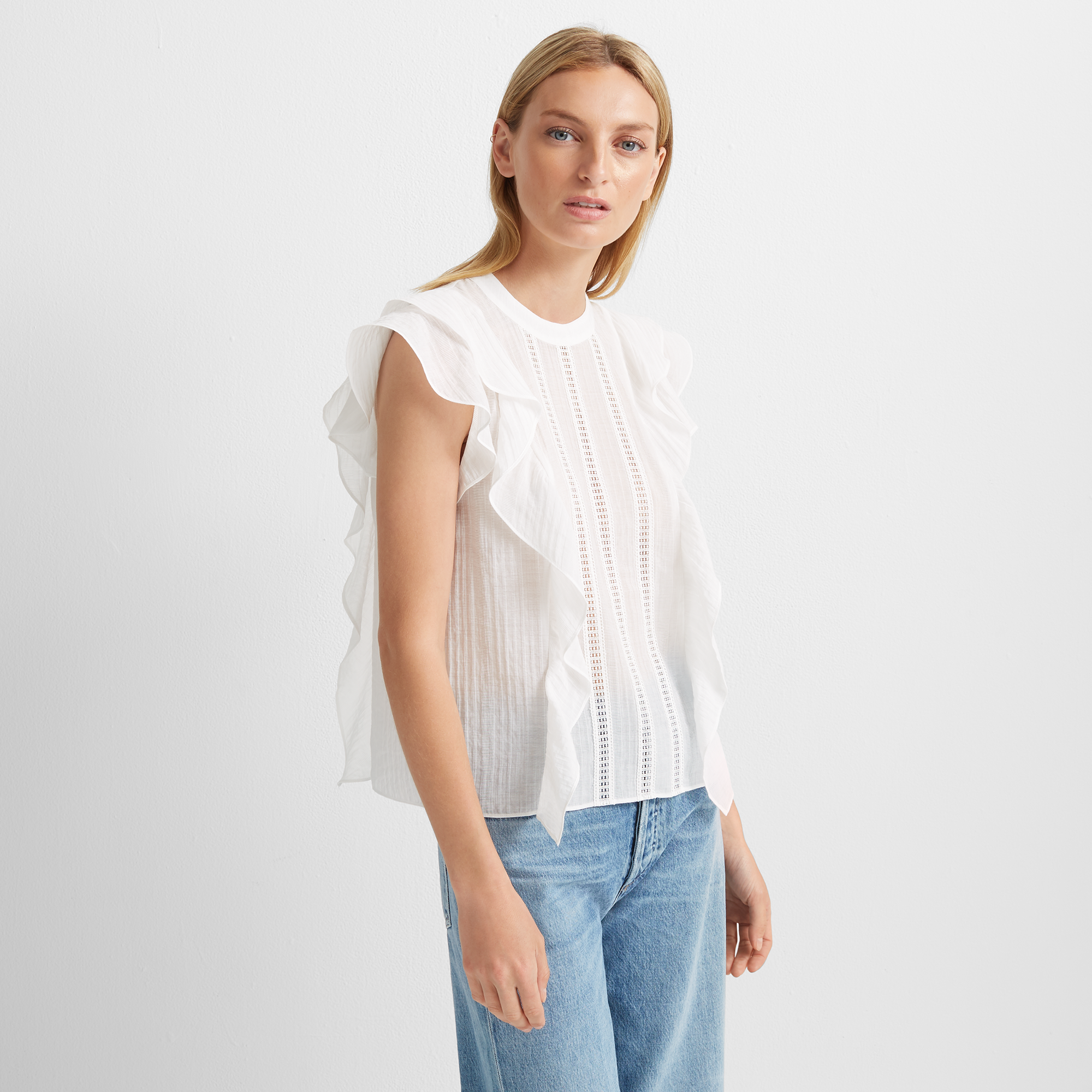 Ruffle Front Top White.jpg