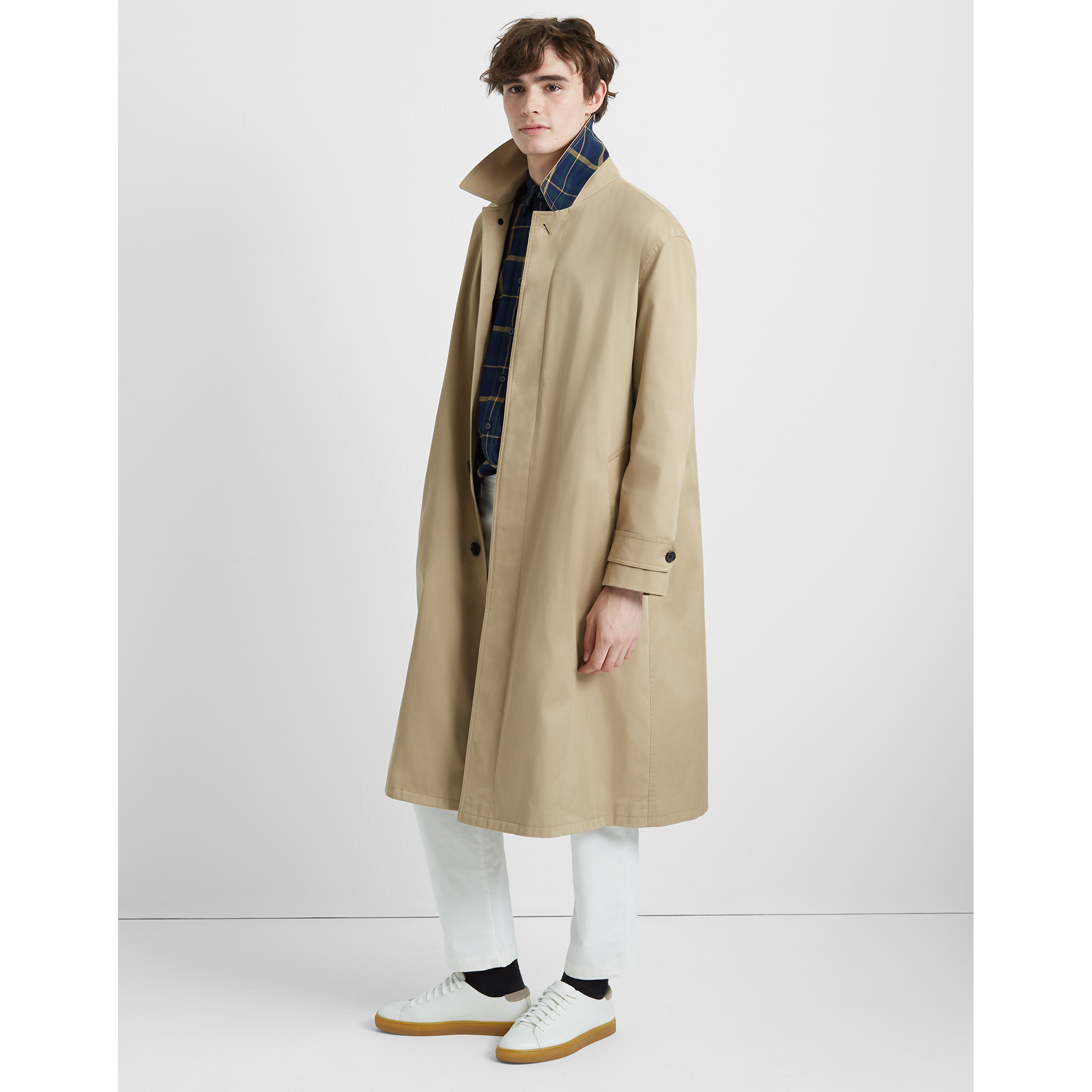 Collection Trench