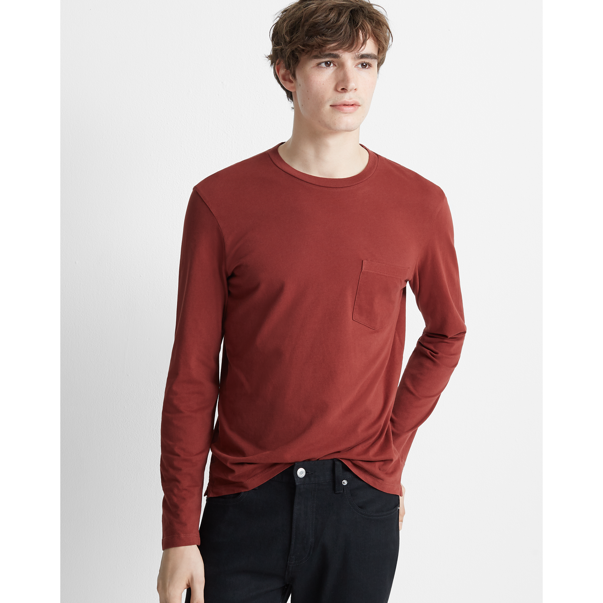 Williams Garment-Dyed Crew