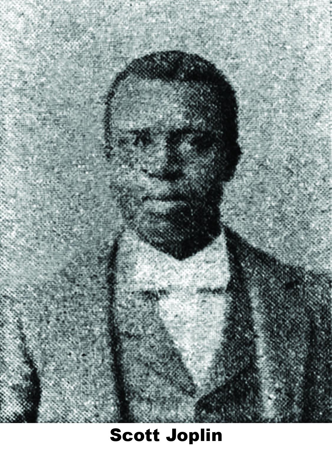 Scott Joplin - Photographer Unknown