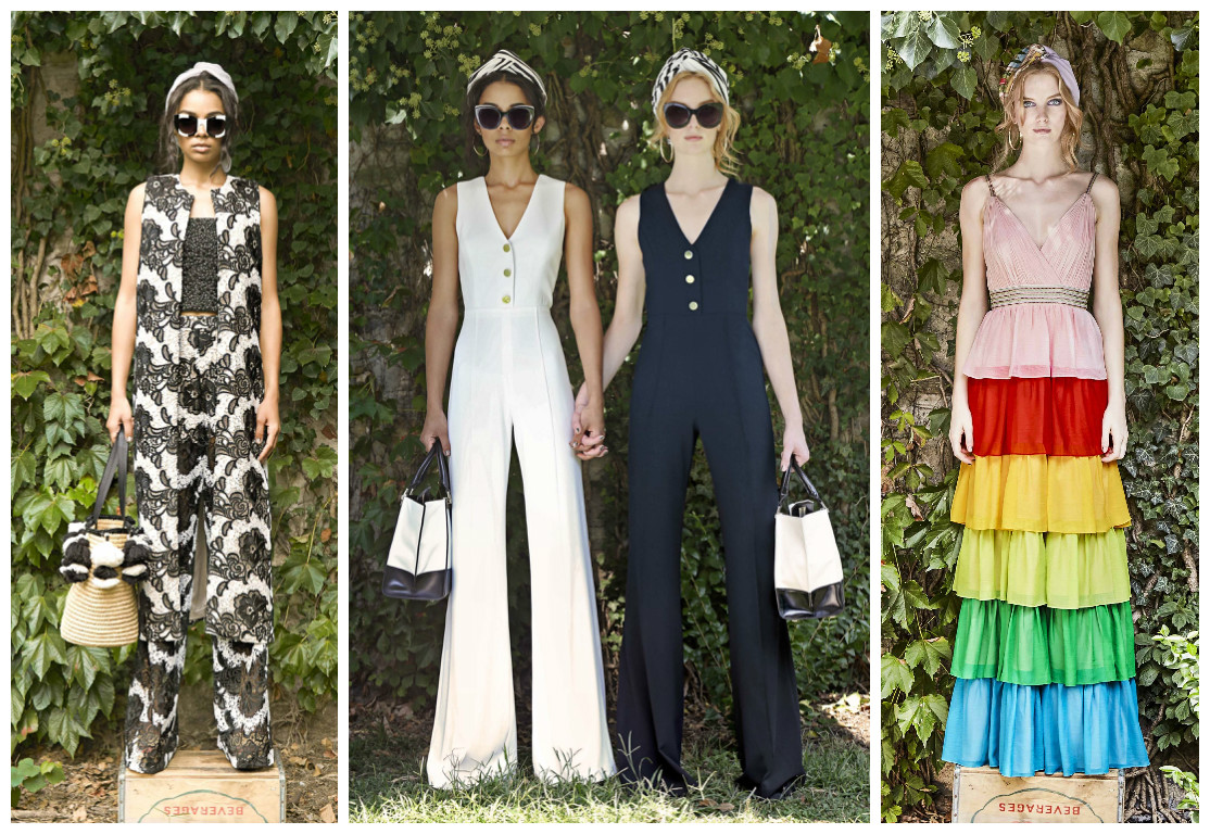 Alice + Olivia  (Photo Credit: Alice + Olivia  )