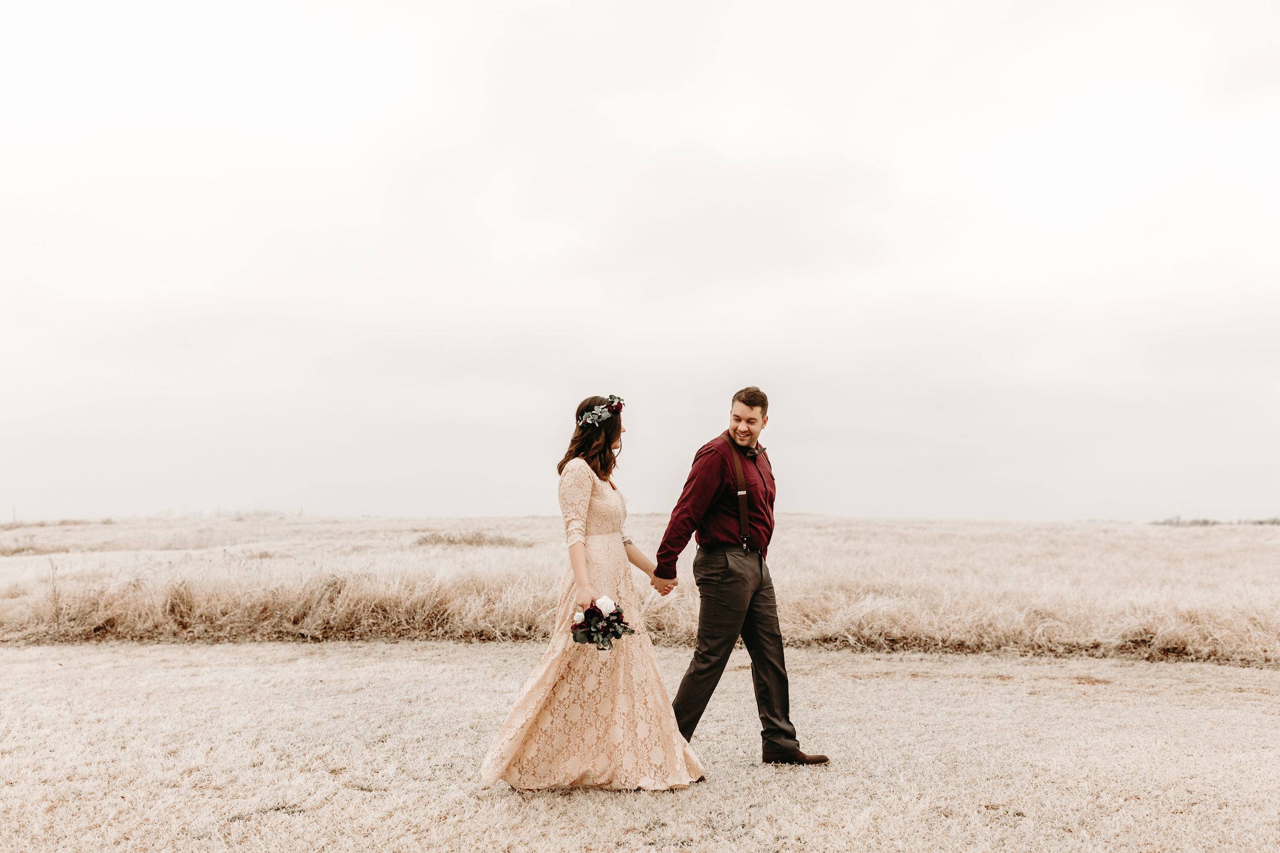 """- """"Breanna is the absolute best. Our wedding day was captured beautifully. We had several changes come up last minute, and she never skipped a beat. Cannot recommend this lovely woman enough!"""""""