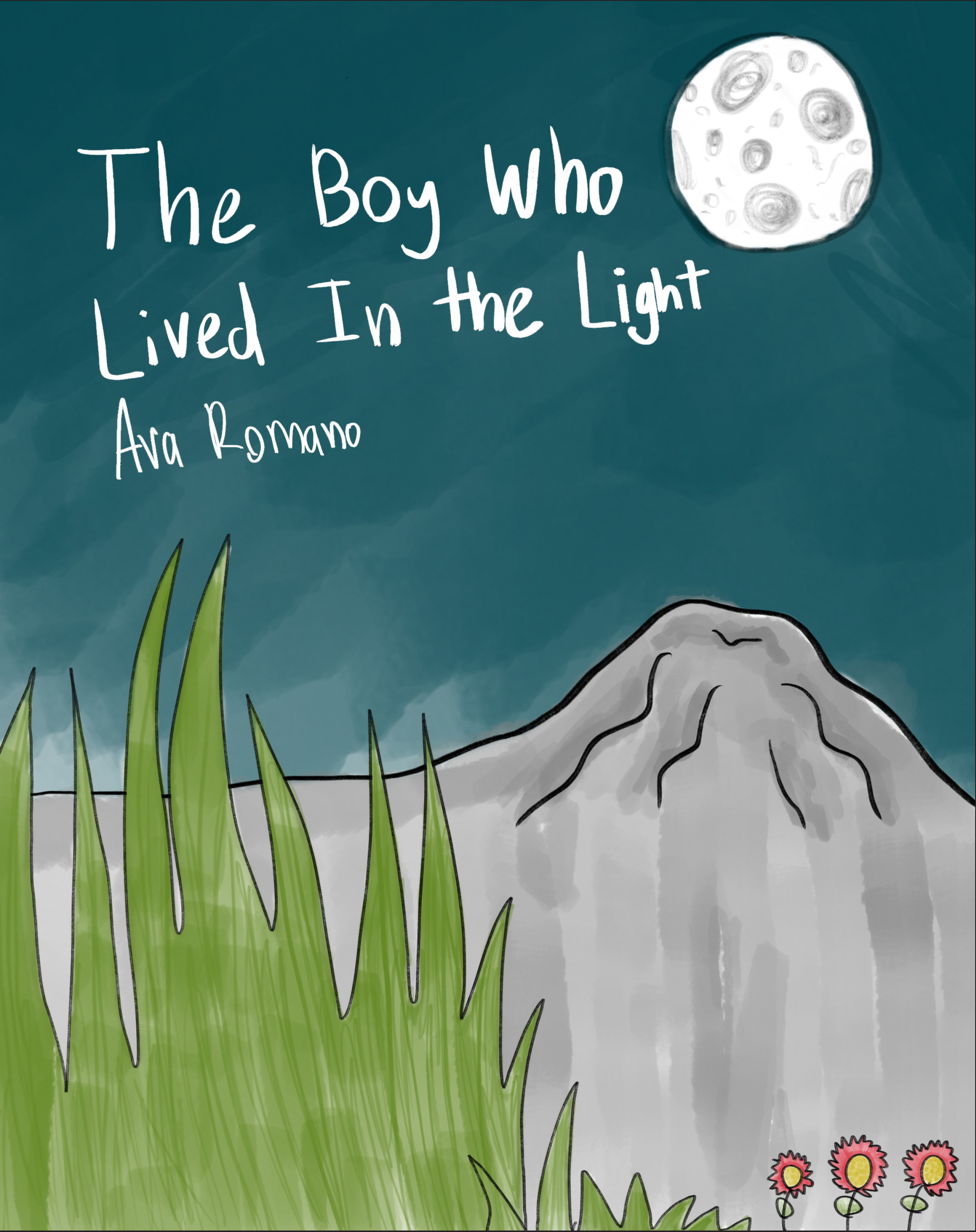 The Boy Who Lived in the Light    by Ava Romano