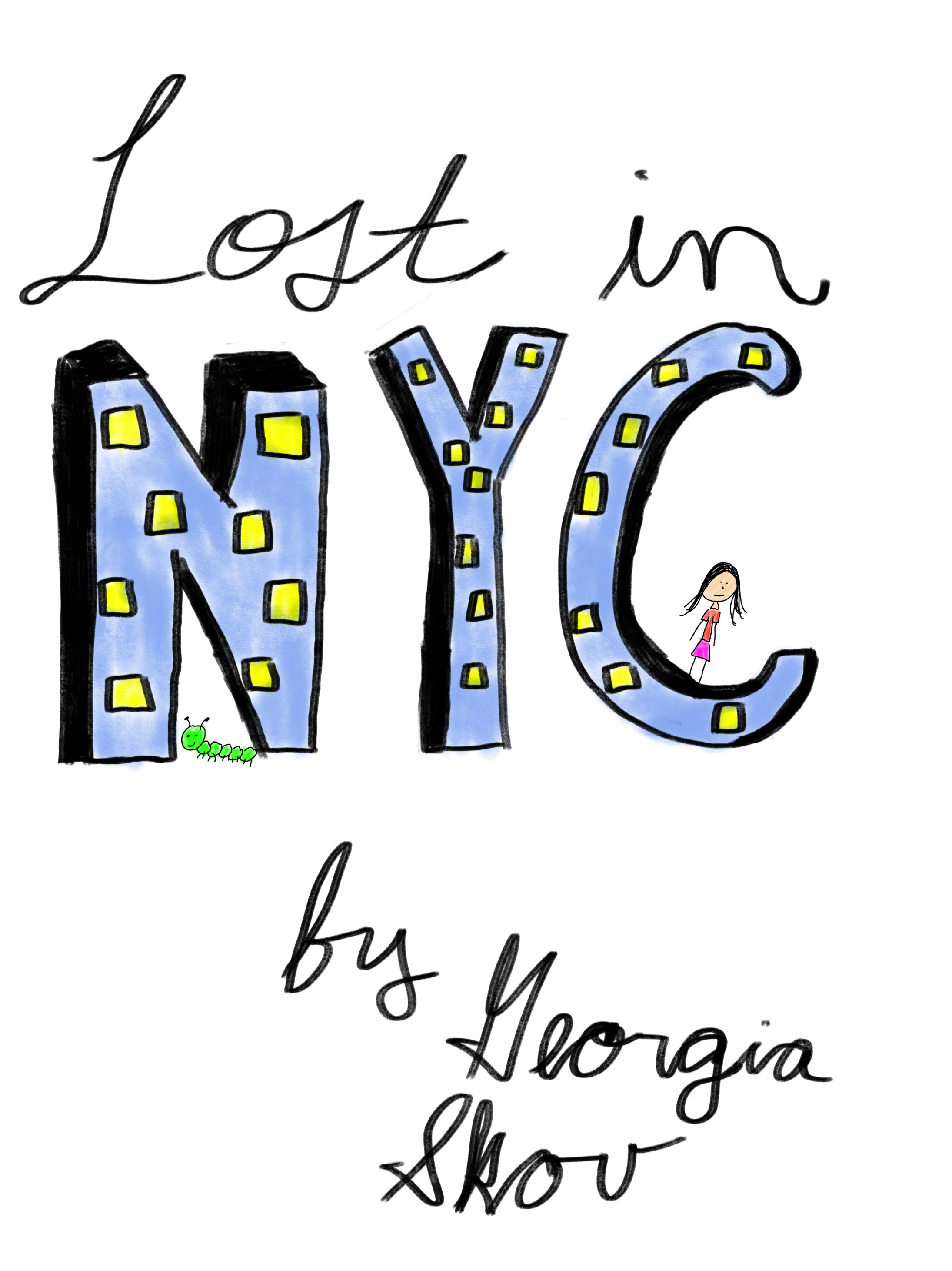 Lost in NYC    by Georgia Skov