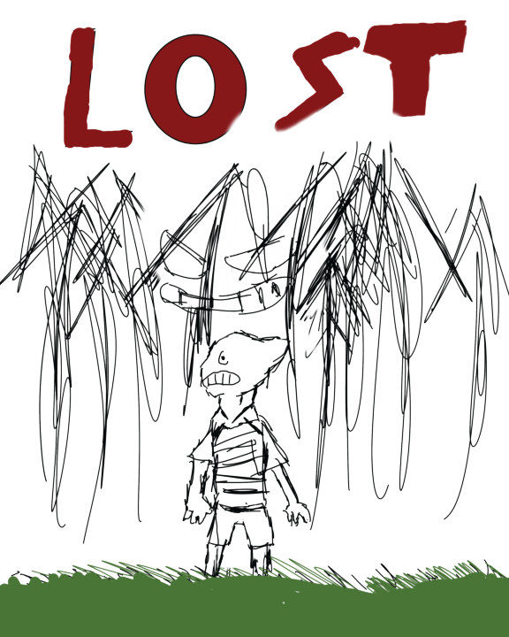 Lost    by Ava Pucci