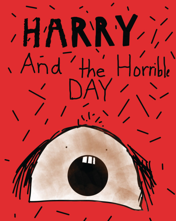 Harry and the Horrible Day    by Diego Alvarado