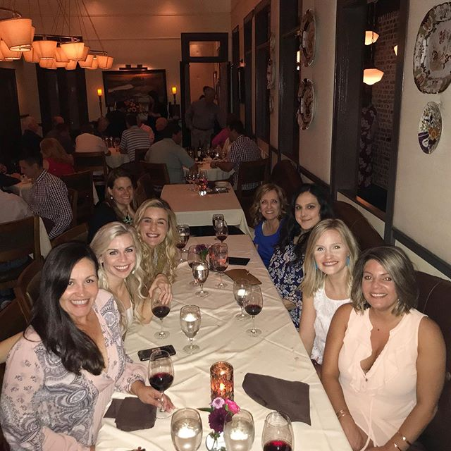Wednesdays are for the girls!So here are a couple pics from our night out at @hallschophouse with our growing team of fabulous ladies! #WCW
