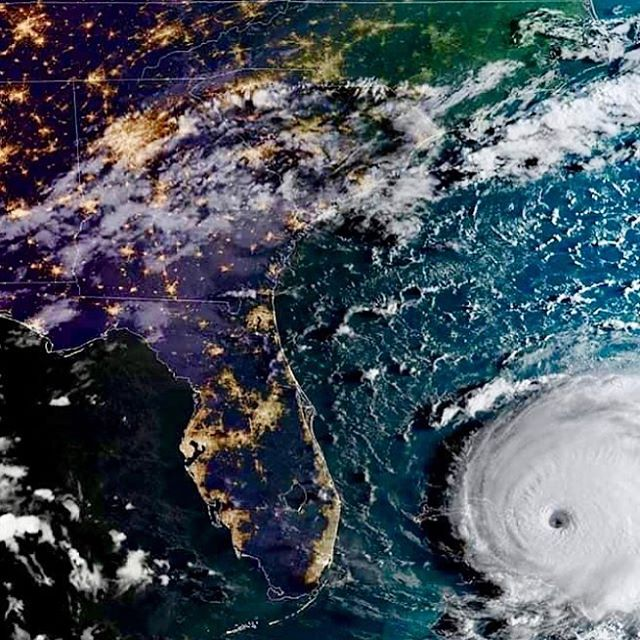 Hey everyone! We are closed today and the remainder of the week for Hurricane Dorian. Stay safe everyone!